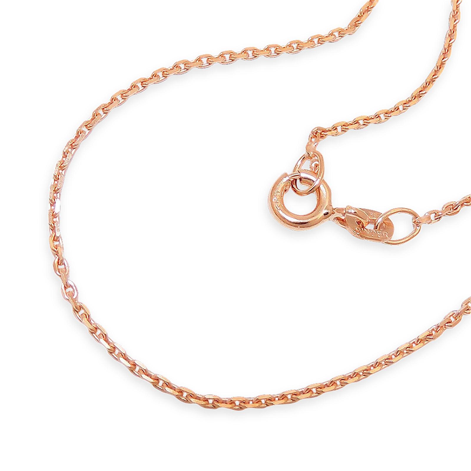 Collierkette rosé 42 cm
