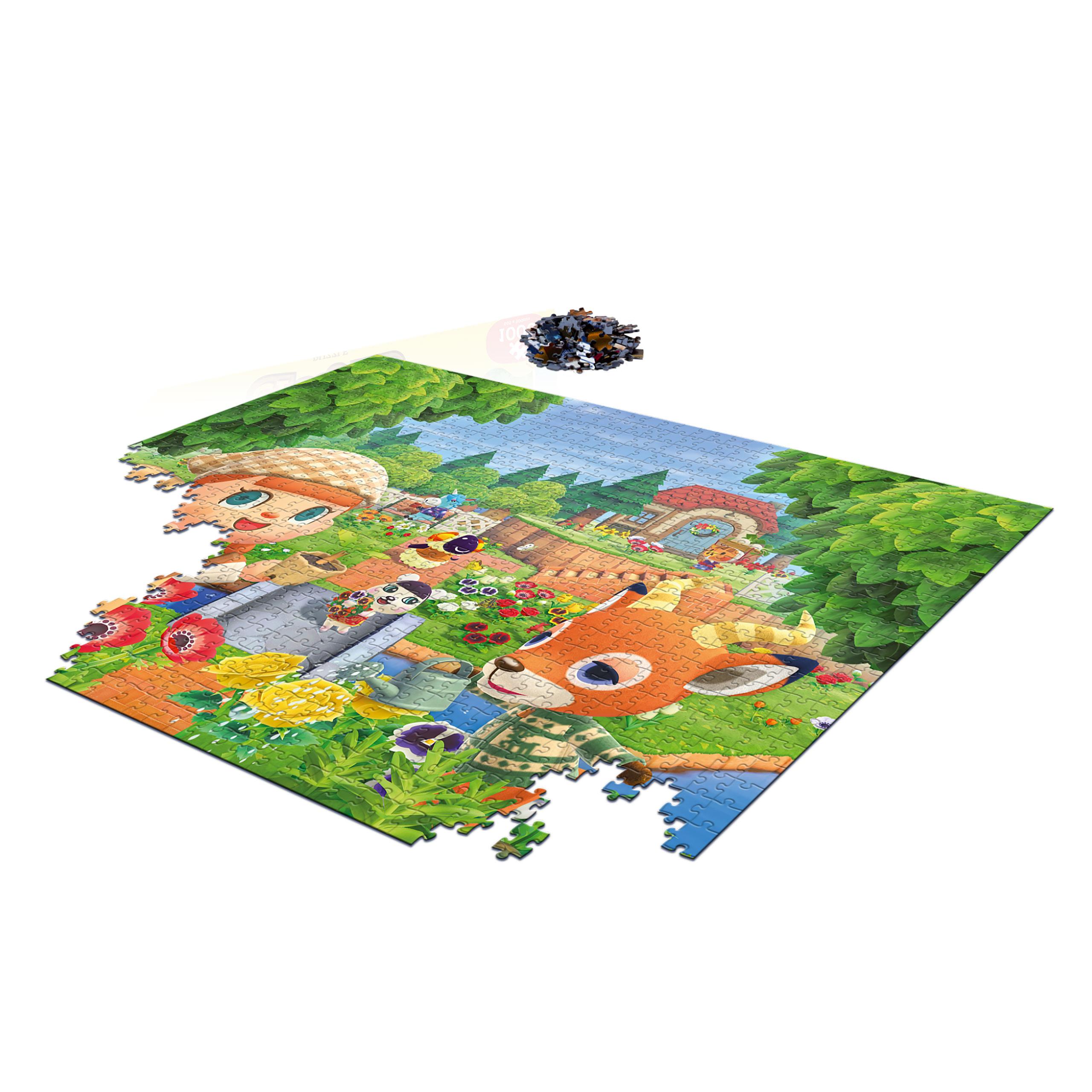 Animal Crossing - New Horizons Puzzle
