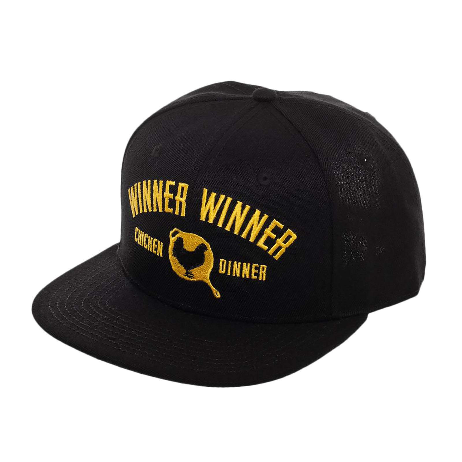 PUBG - Winner Winner Chicken Dinner Snapback Cap