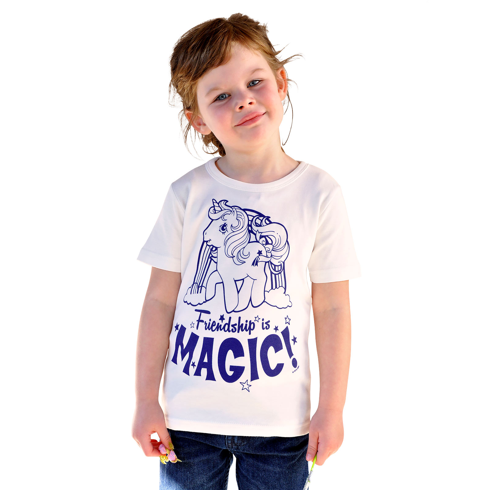 My Little Pony - Magic Kinder T-Shirt creme