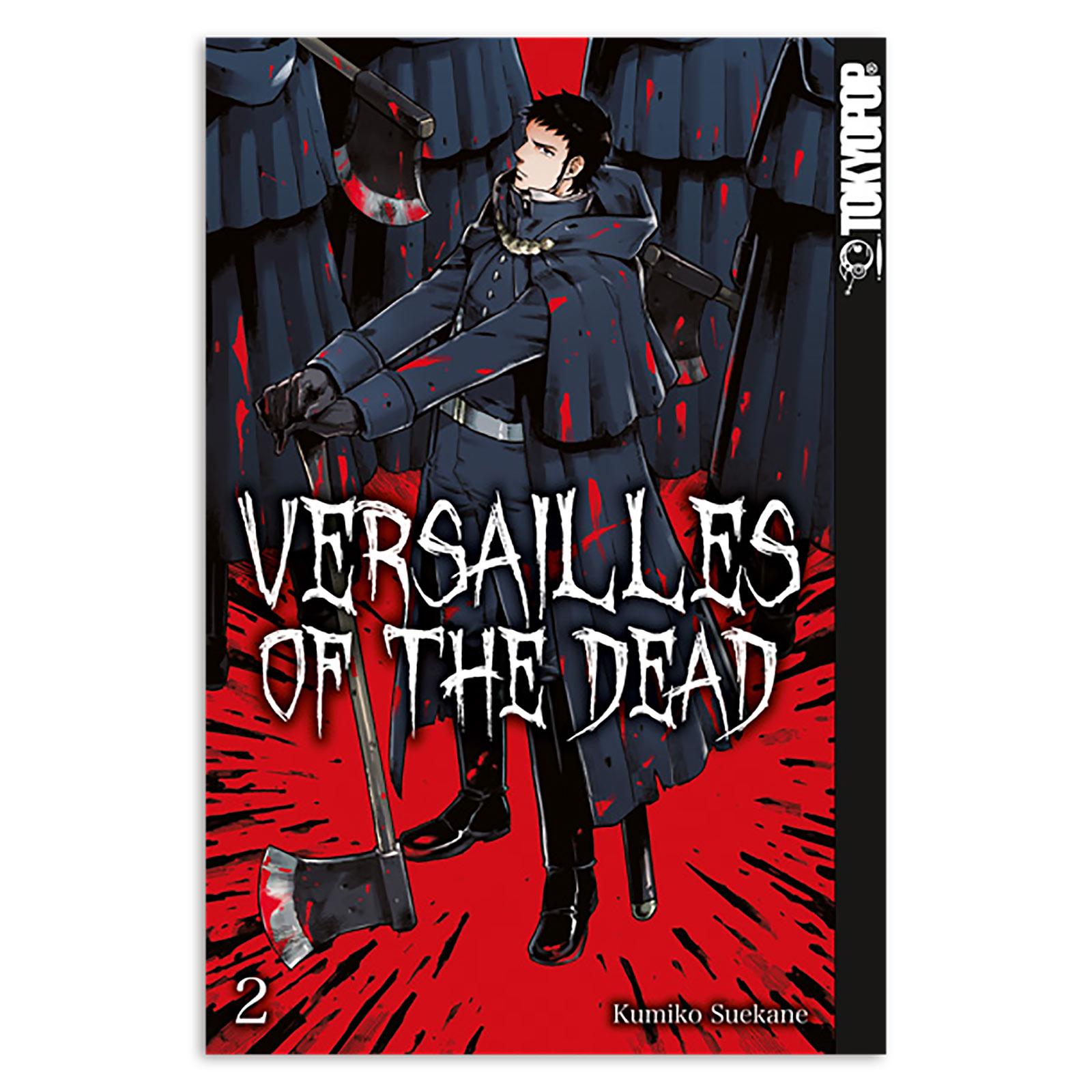 Versailles of the Dead - Band 2 Taschenbuch