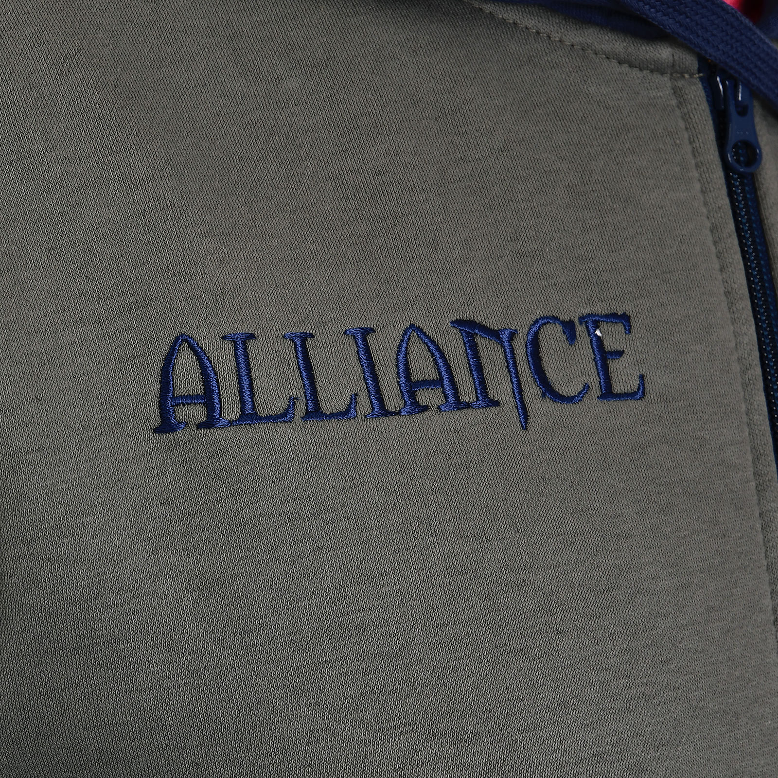 World of Warcraft - Team Alliance Kapuzenjacke deluxe