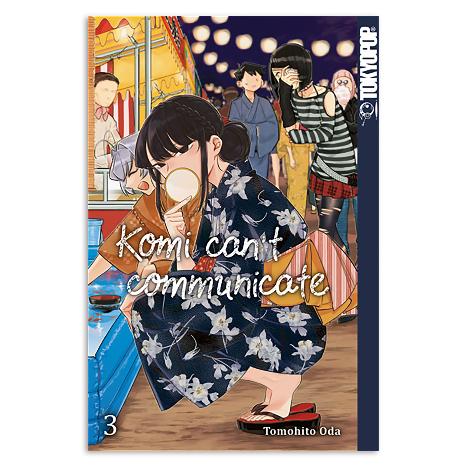 Komi can't communicate - Band 3 Taschenbuch
