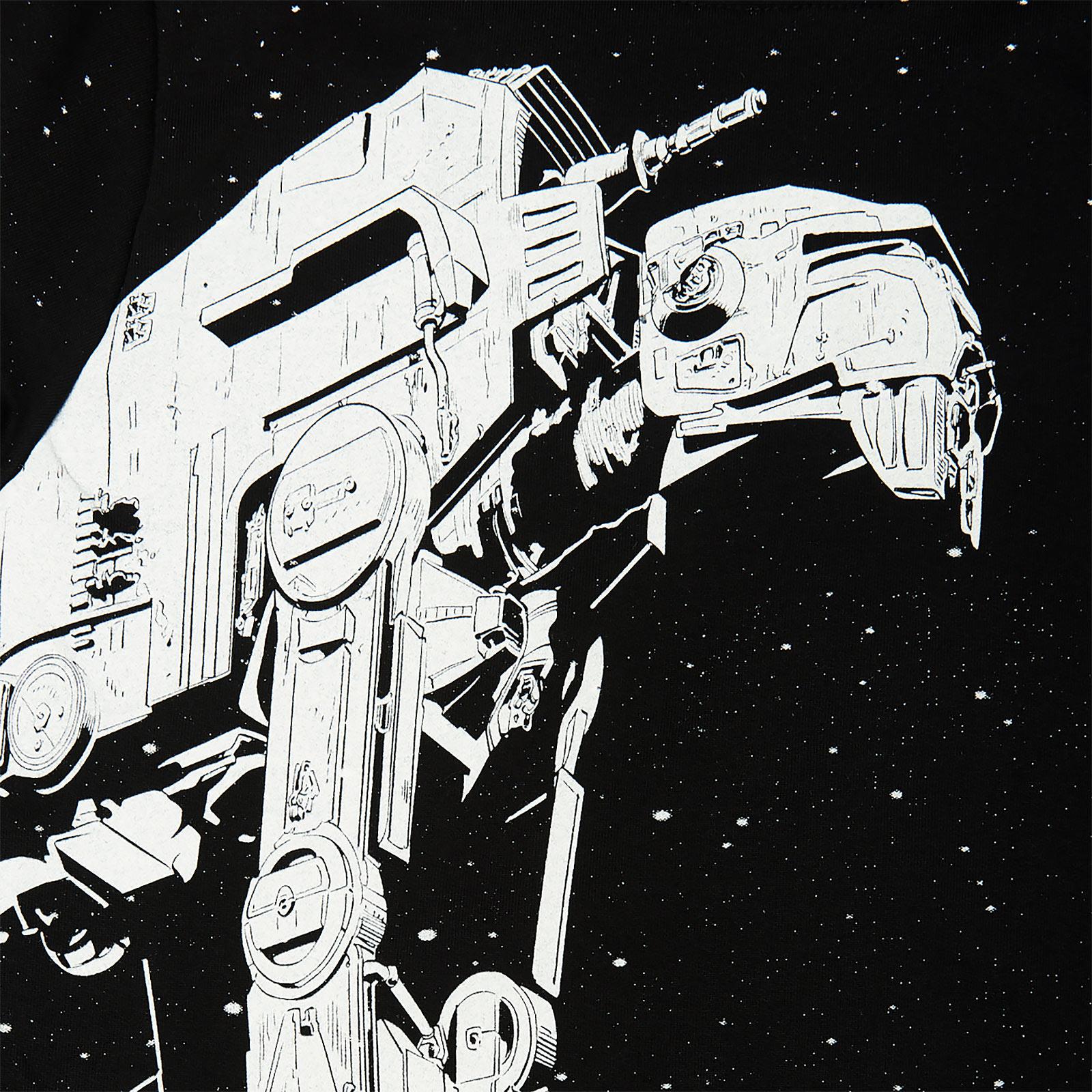 Star Wars - First Order Forces Kapuzenjacke schwarz