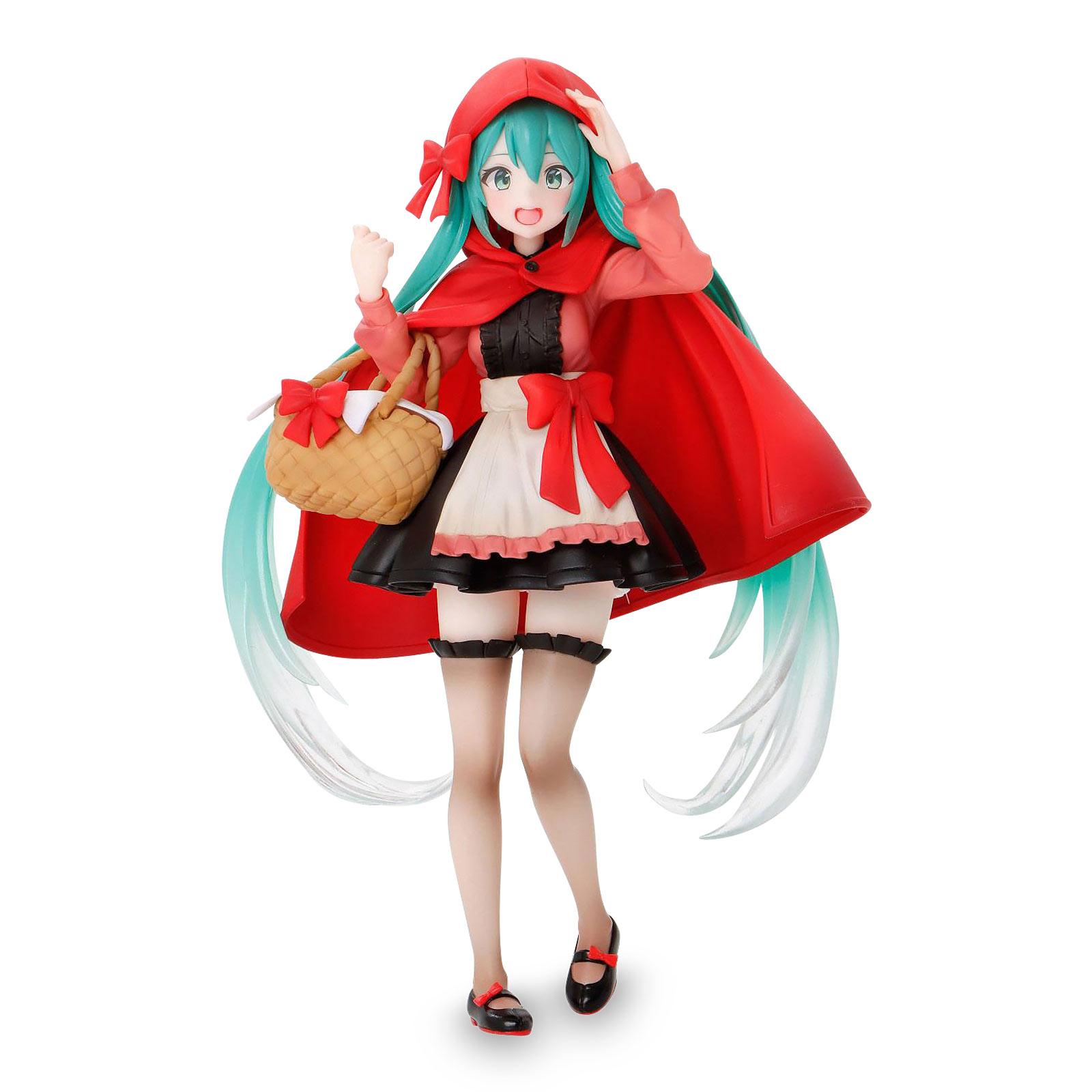 Hatsune Miku - Rotkäppchen Figur