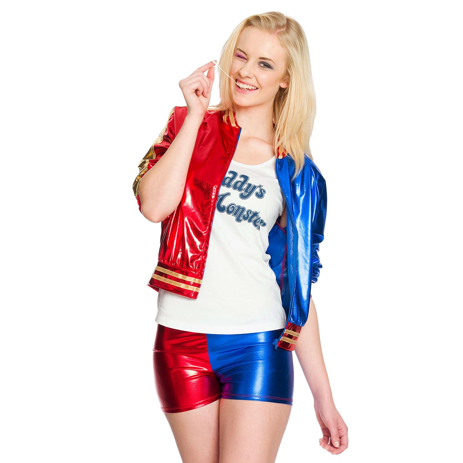 Hot Harley - Kostüm Damen