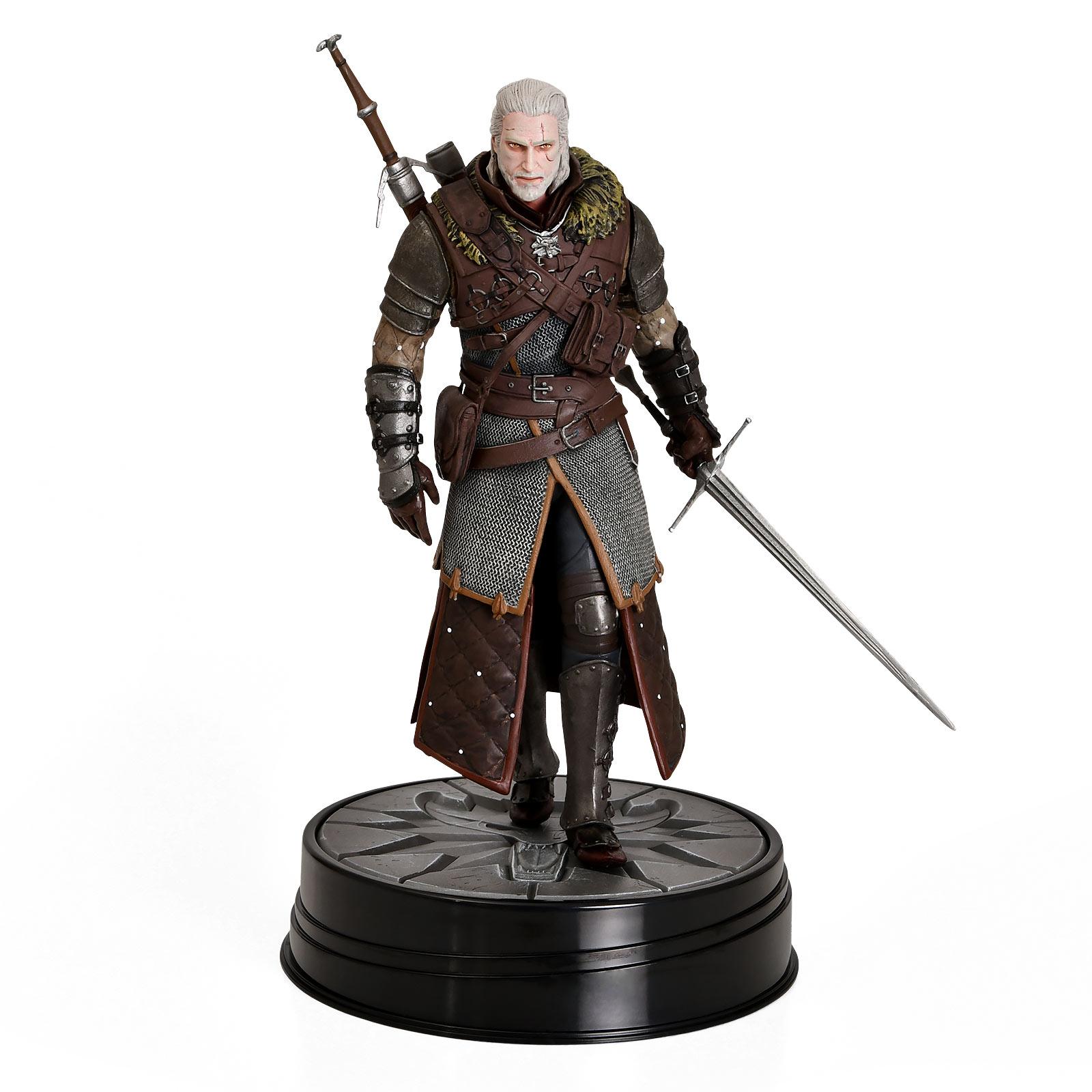 Witcher - Geralt Grandmaster Ursine Statue 24 cm