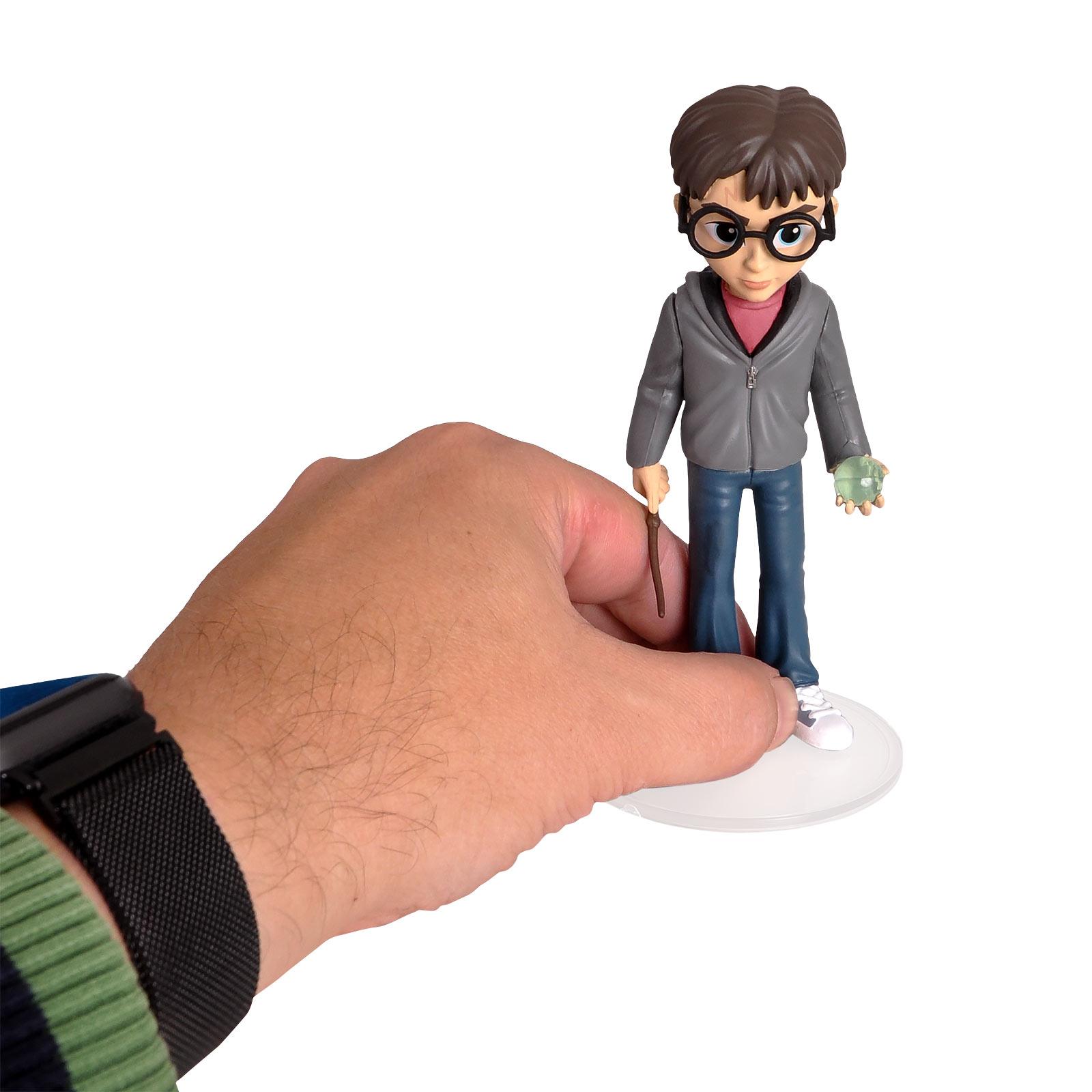 Harry Potter mit Prophezeiung Rock Candy Figur
