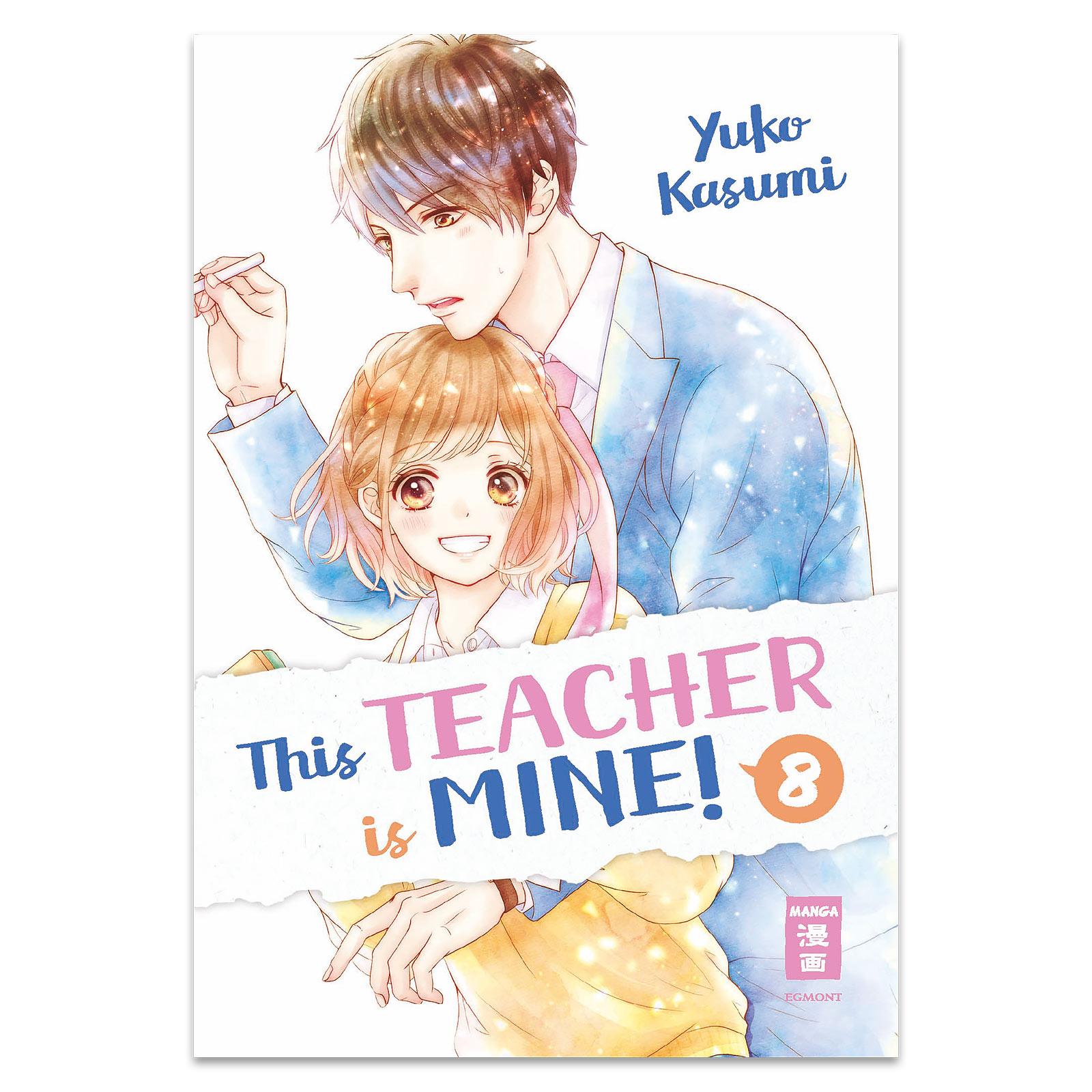 This Teacher is Mine! - Band 8 Taschenbuch