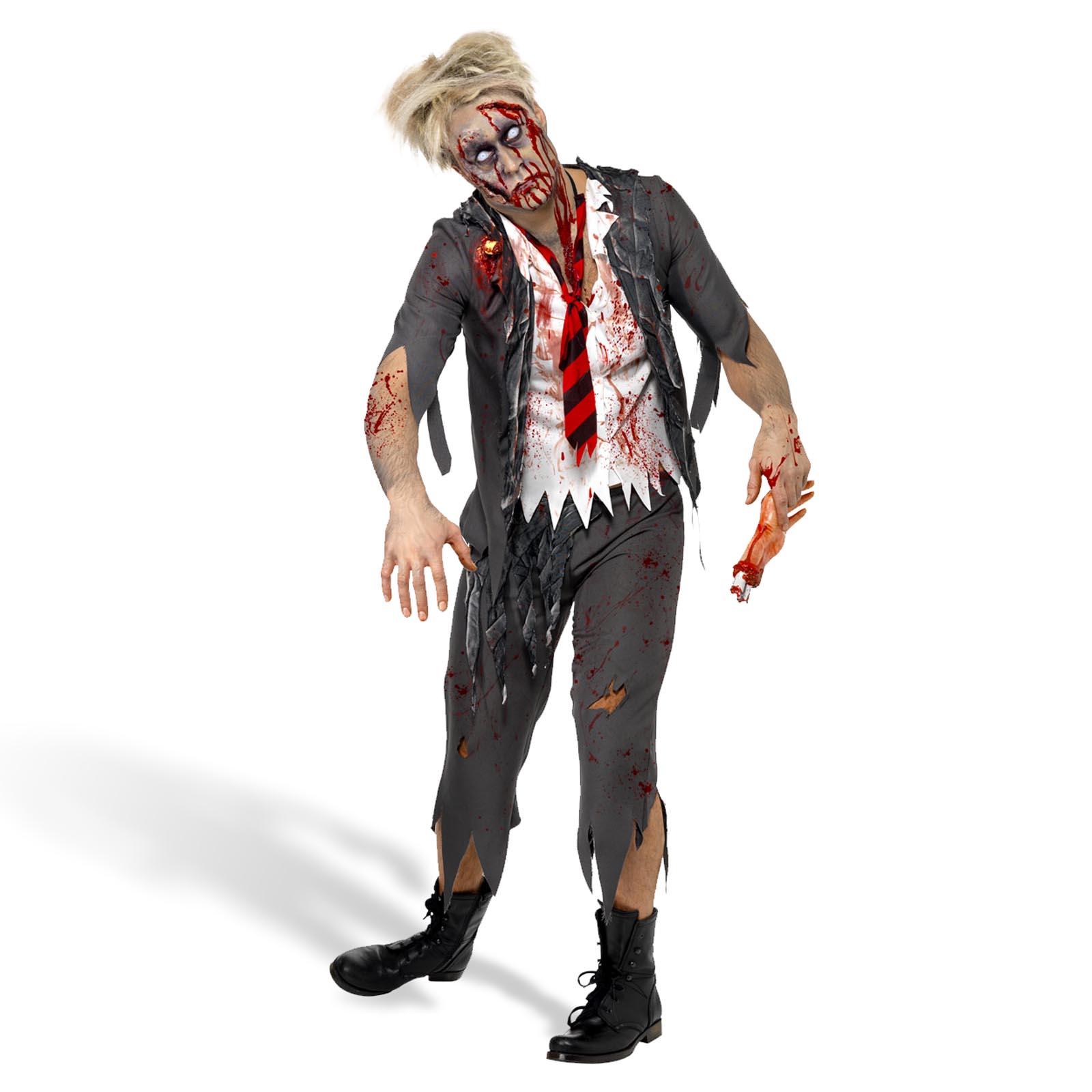 Zombie High School Boy Kostüm