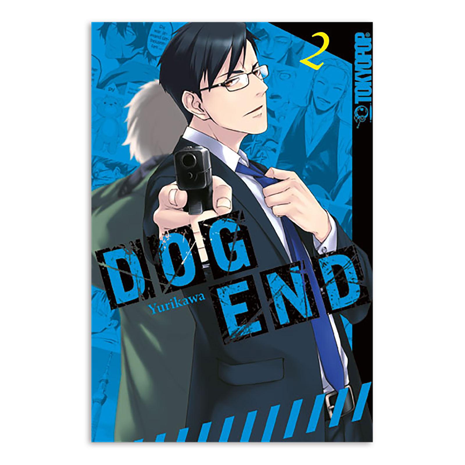 Dog End - Band 2 Taschenbuch