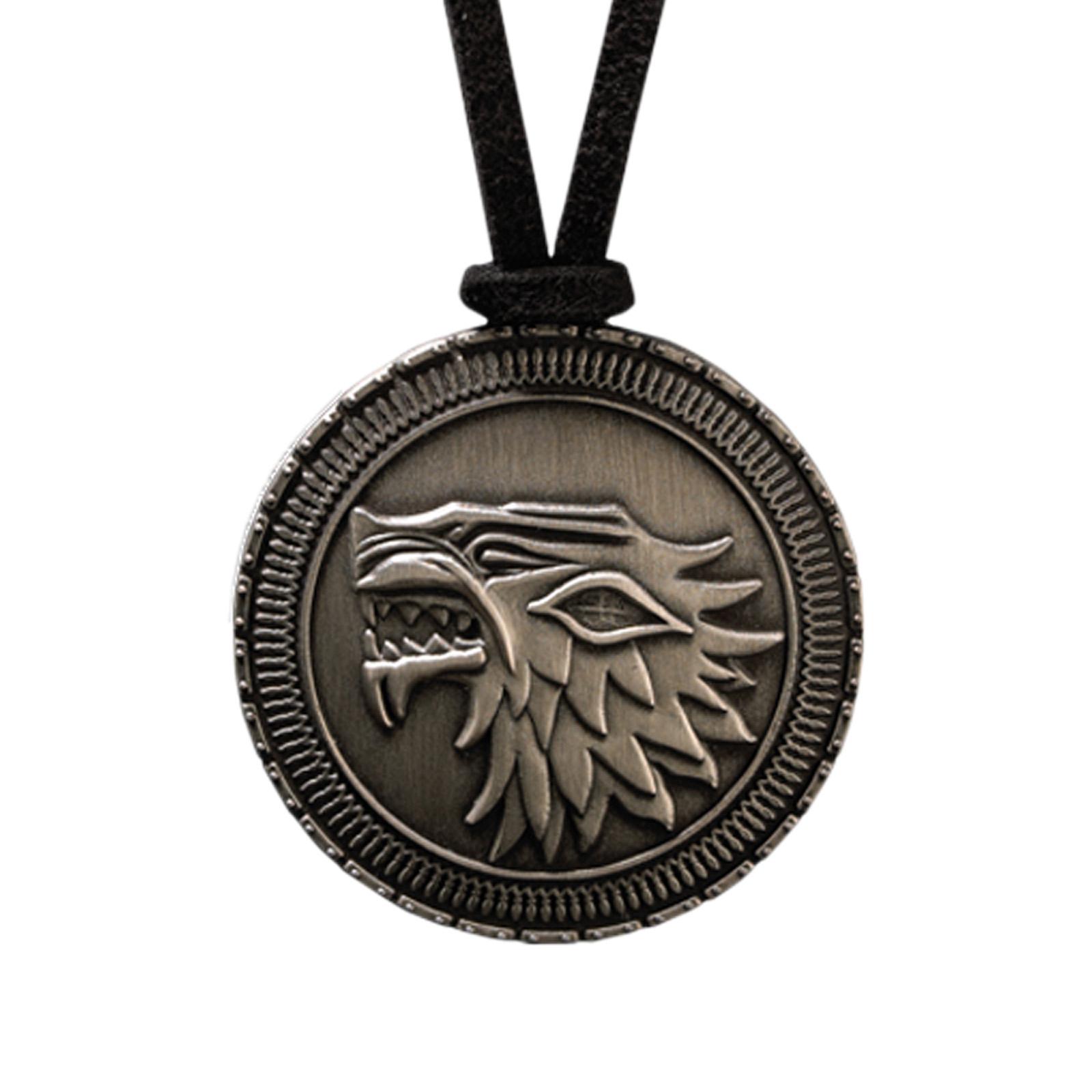 Game of Thrones - Stark Wappen Kette