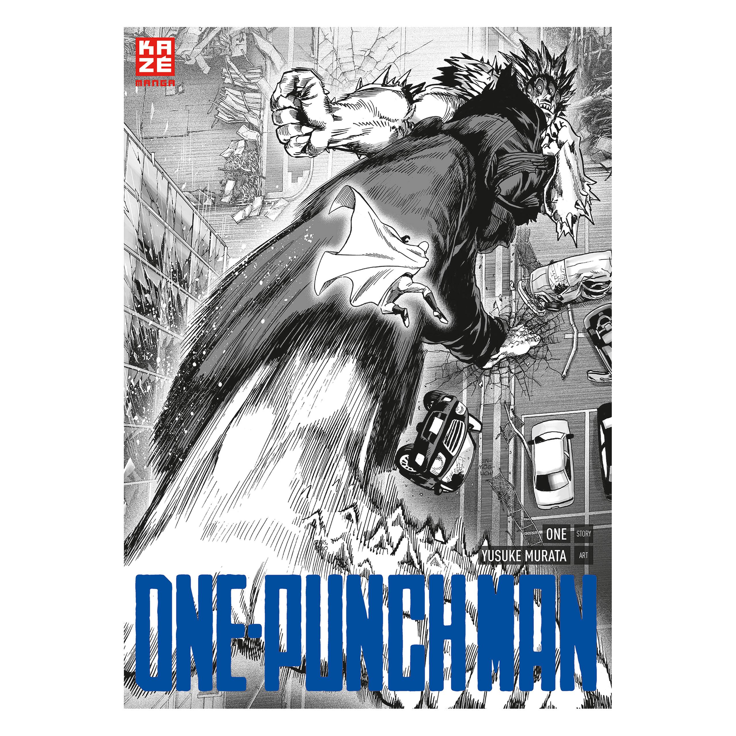 One Punch Man - Band 11-15 im Sammelschuber