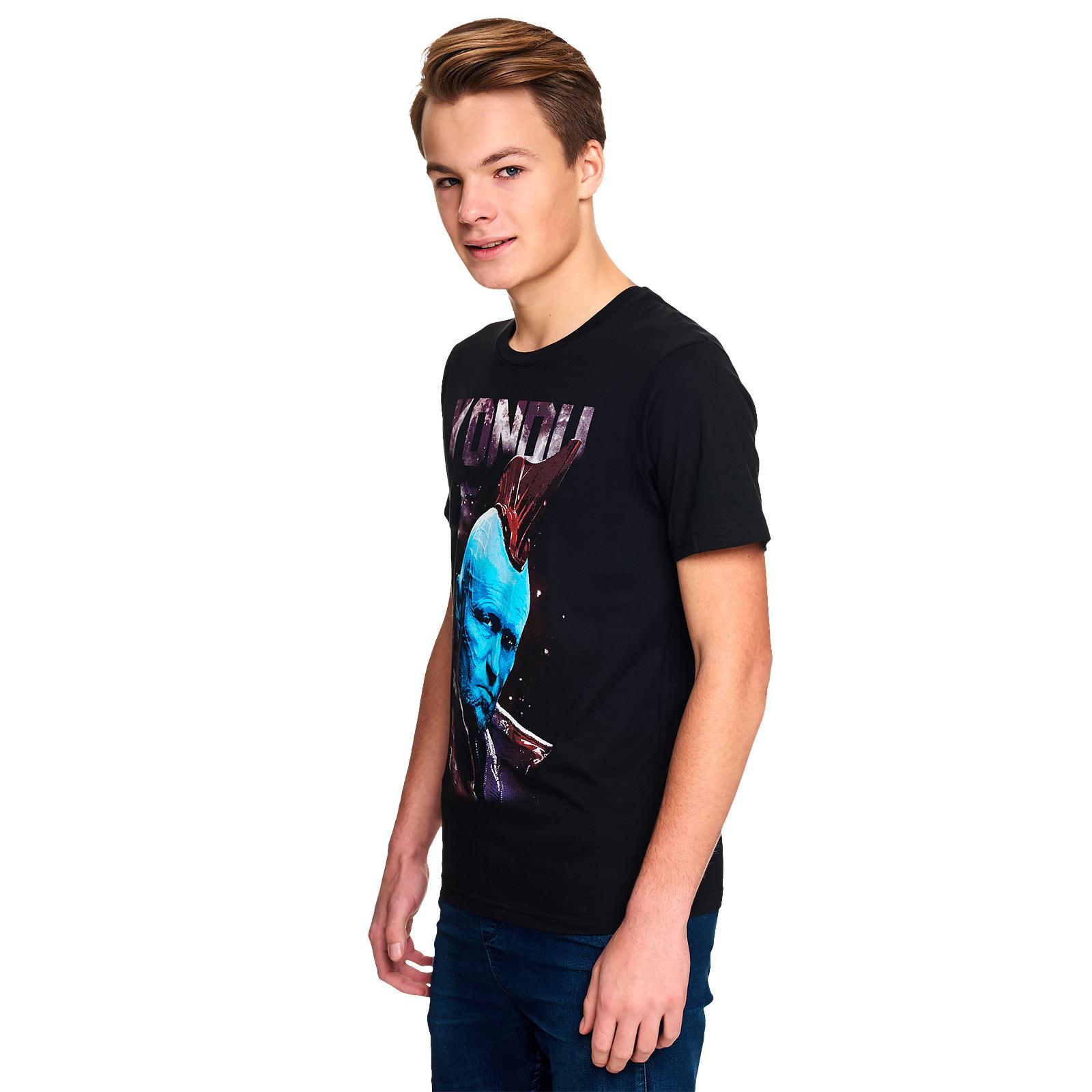 Guardians of the Galaxy - Yondu T-Shirt schwarz