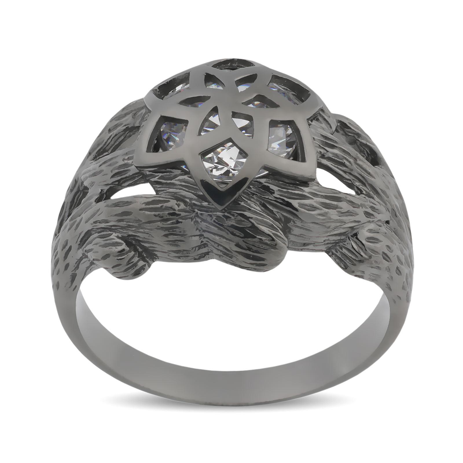 Nenya Galadriels Ring weiß Dark Years Collection