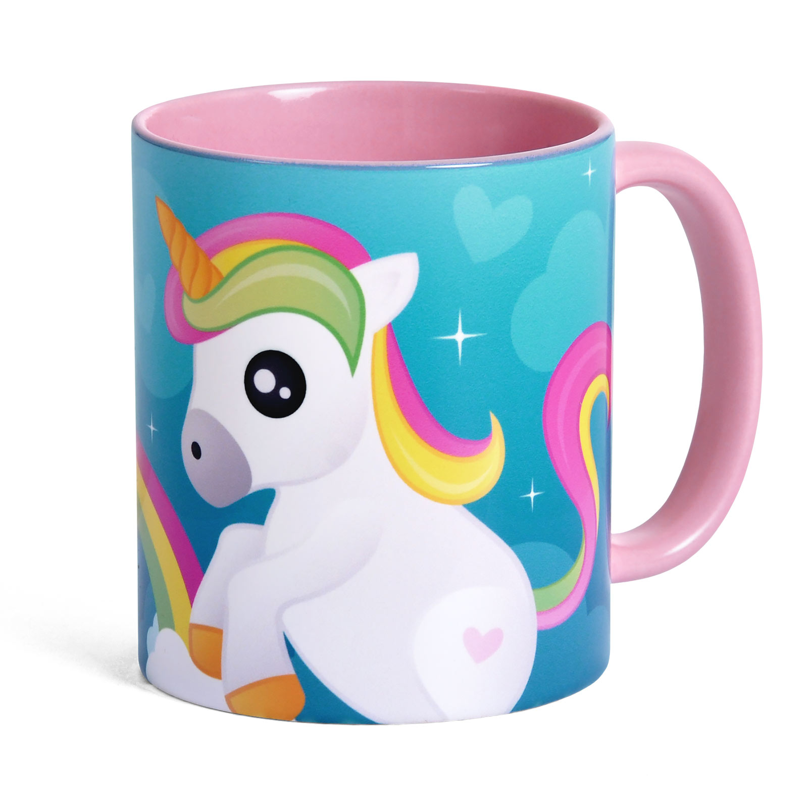 Fluffy Unicorn Tasse