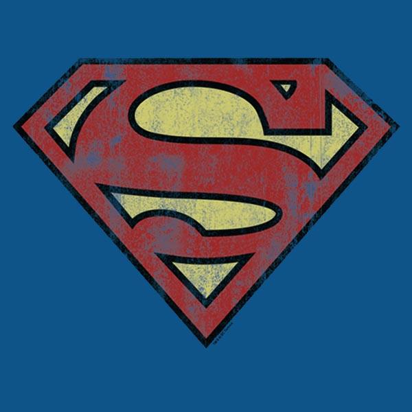 Superman Logo Baby Body
