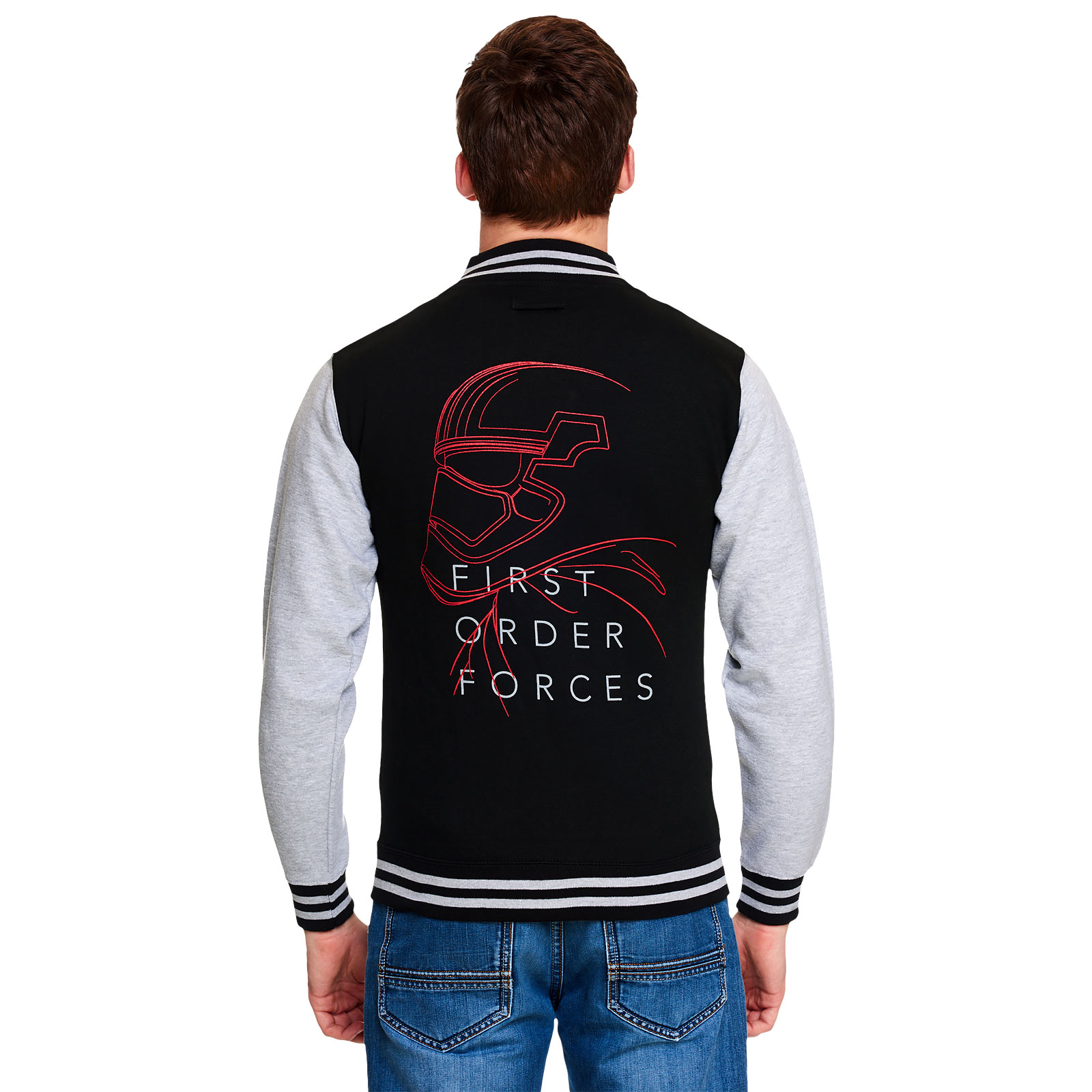 Star Wars - First Order Forces College Jacke