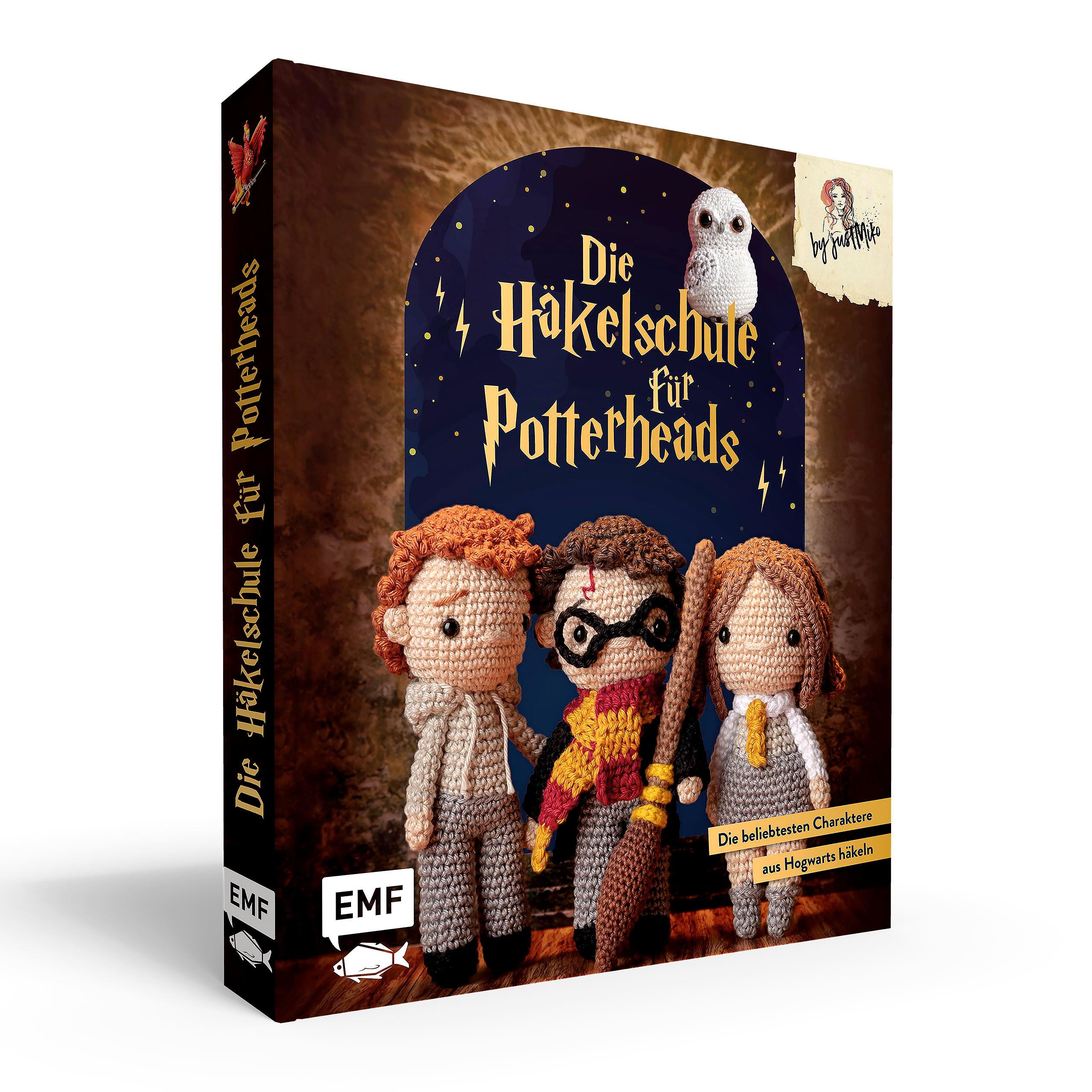 Die Häkelschule für Potterheads - Gebundene Ausgabe