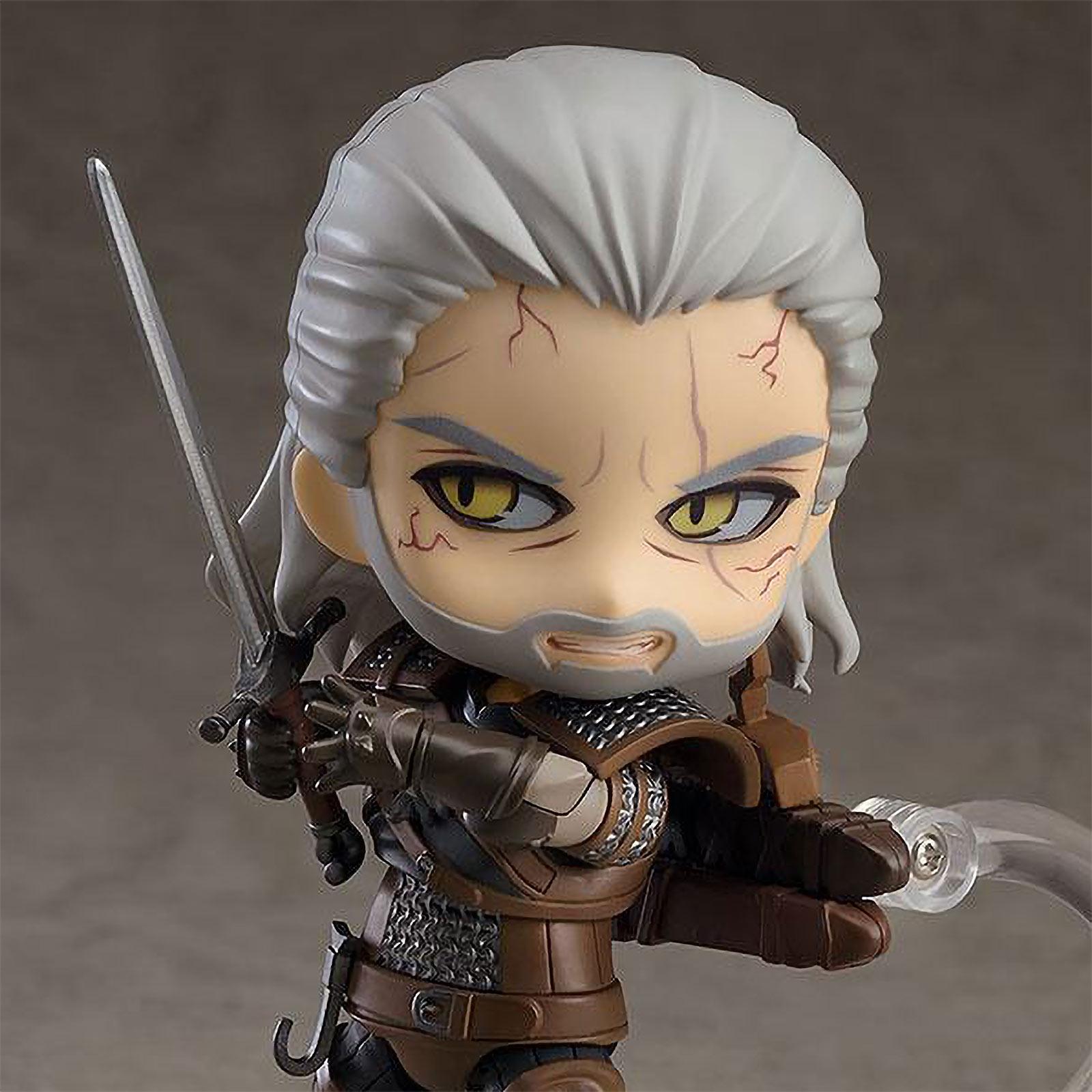 Witcher - Geralt von Riva Nendoroid Actionfigur