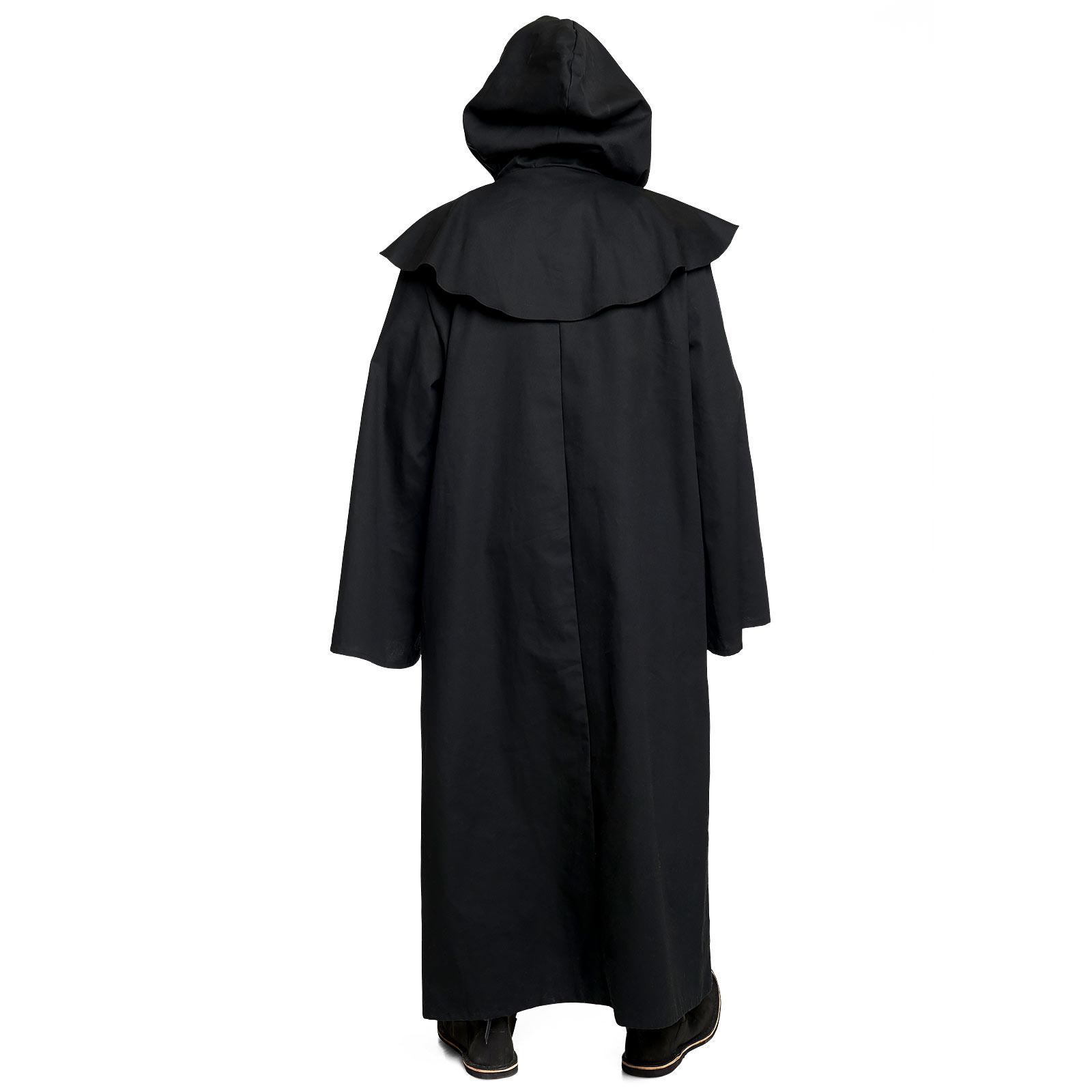 Schwarzer Abt - Kostüm
