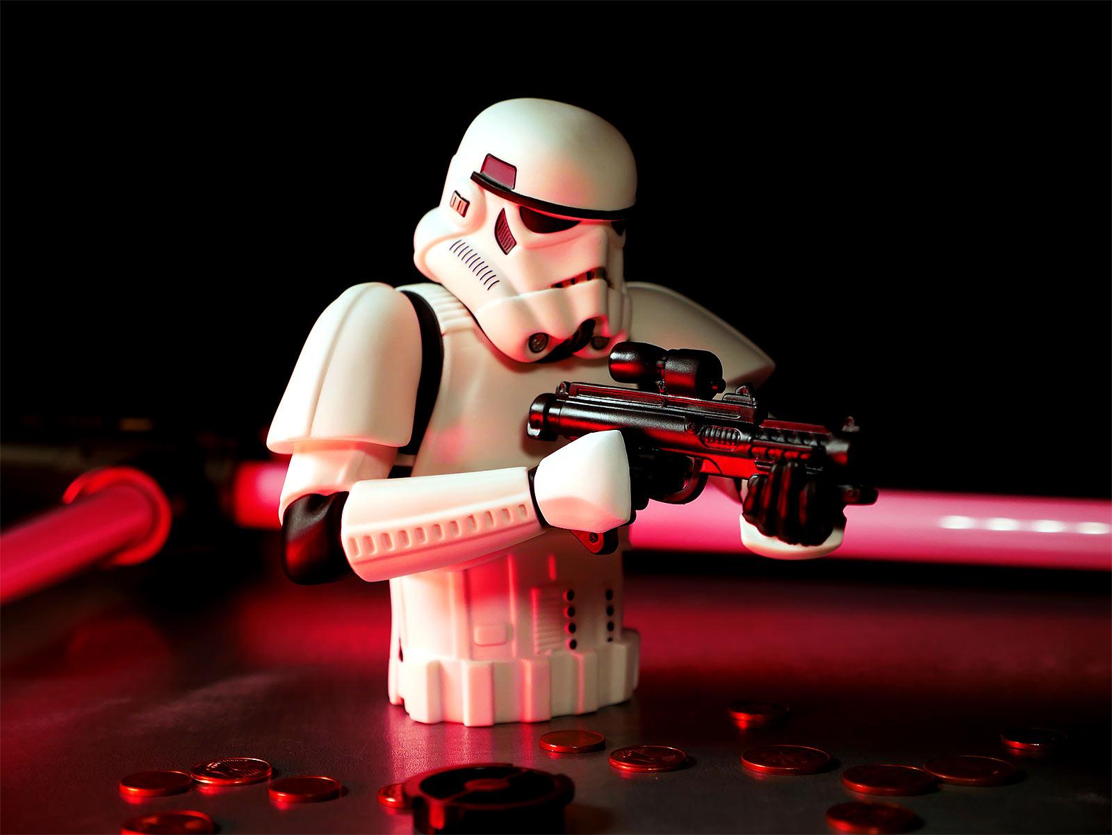Star Wars - Stormtrooper Spardose