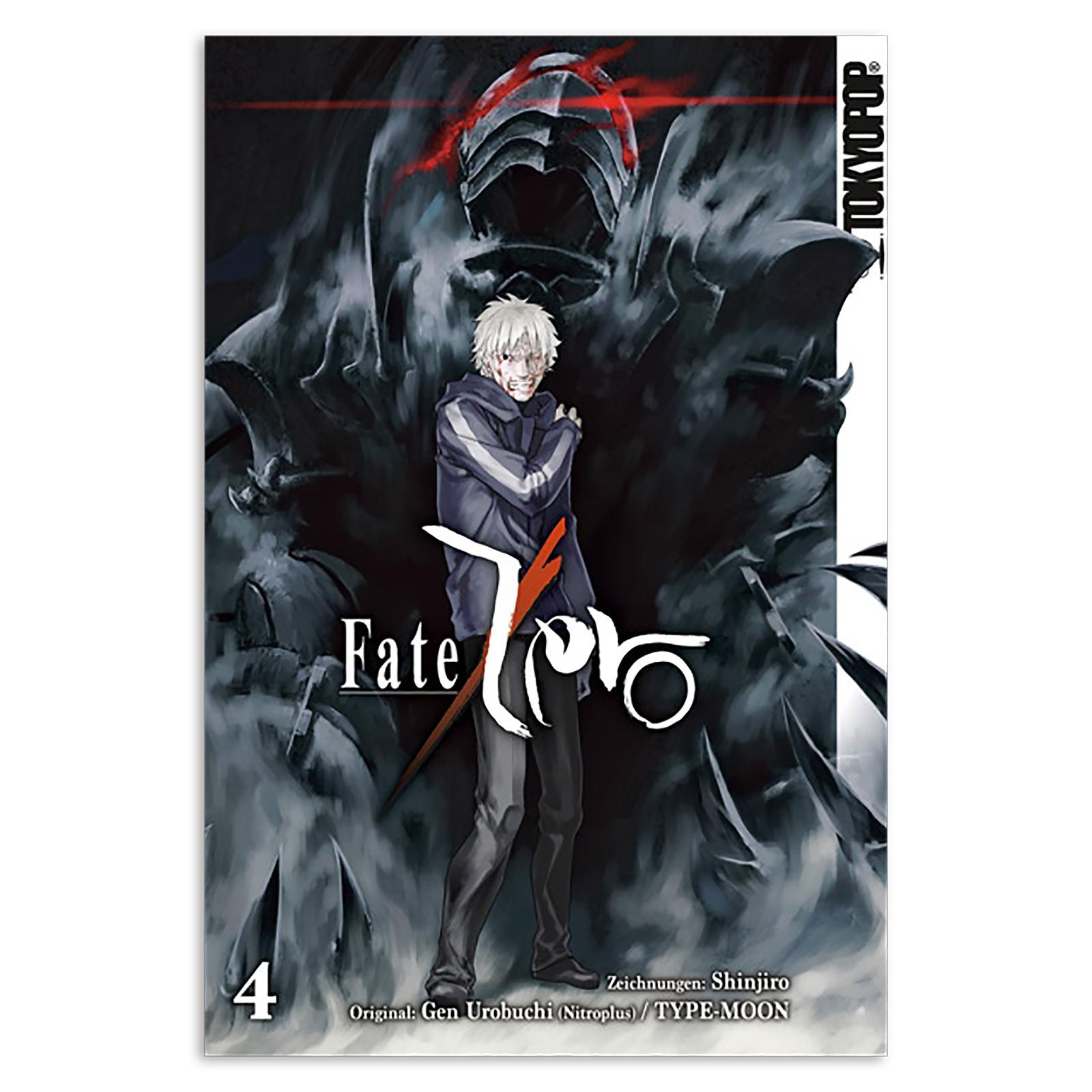 Fate/Zero - Band 4 Taschenbuch