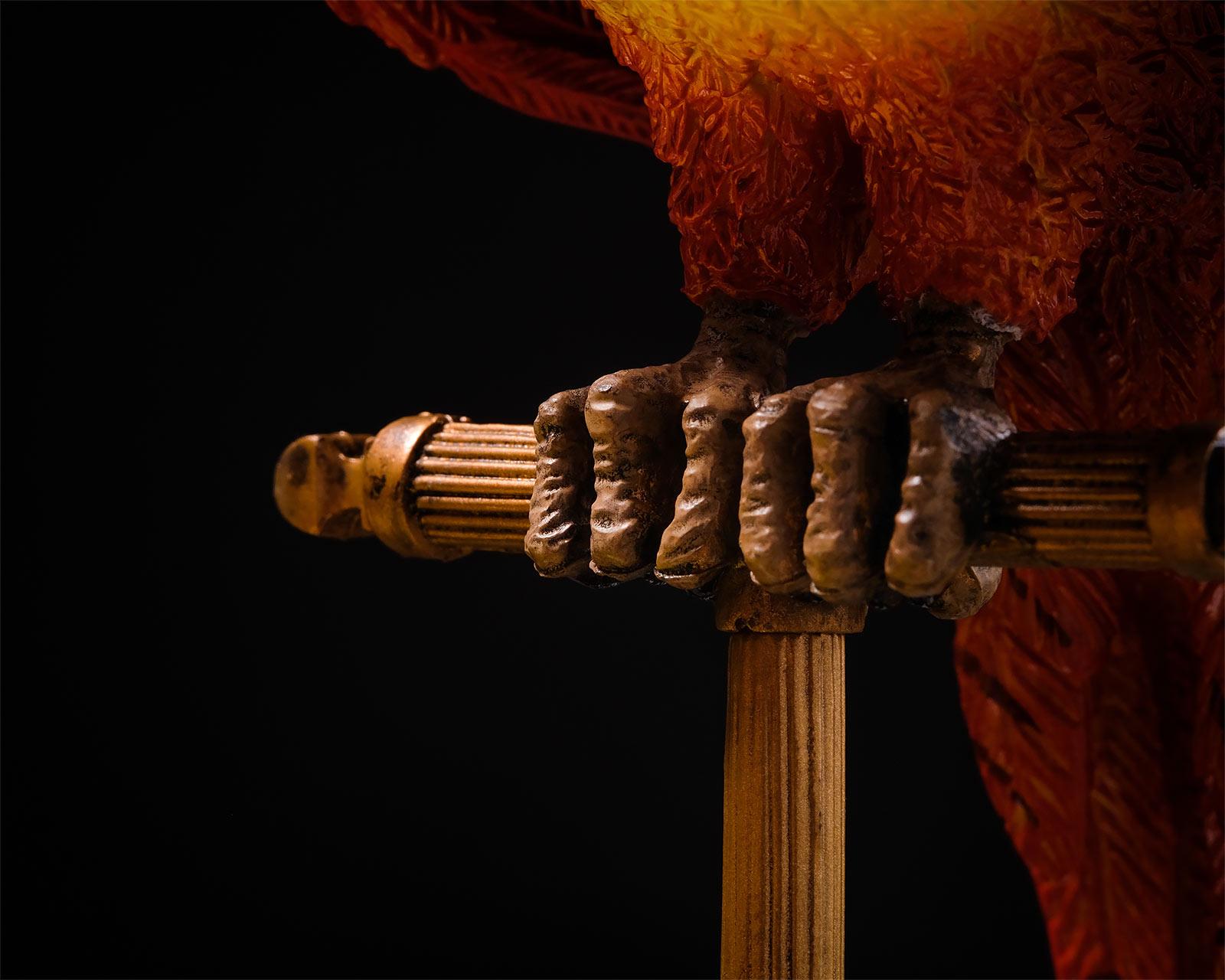 Fawkes - Harry Potter Magische Tierwesen Figur