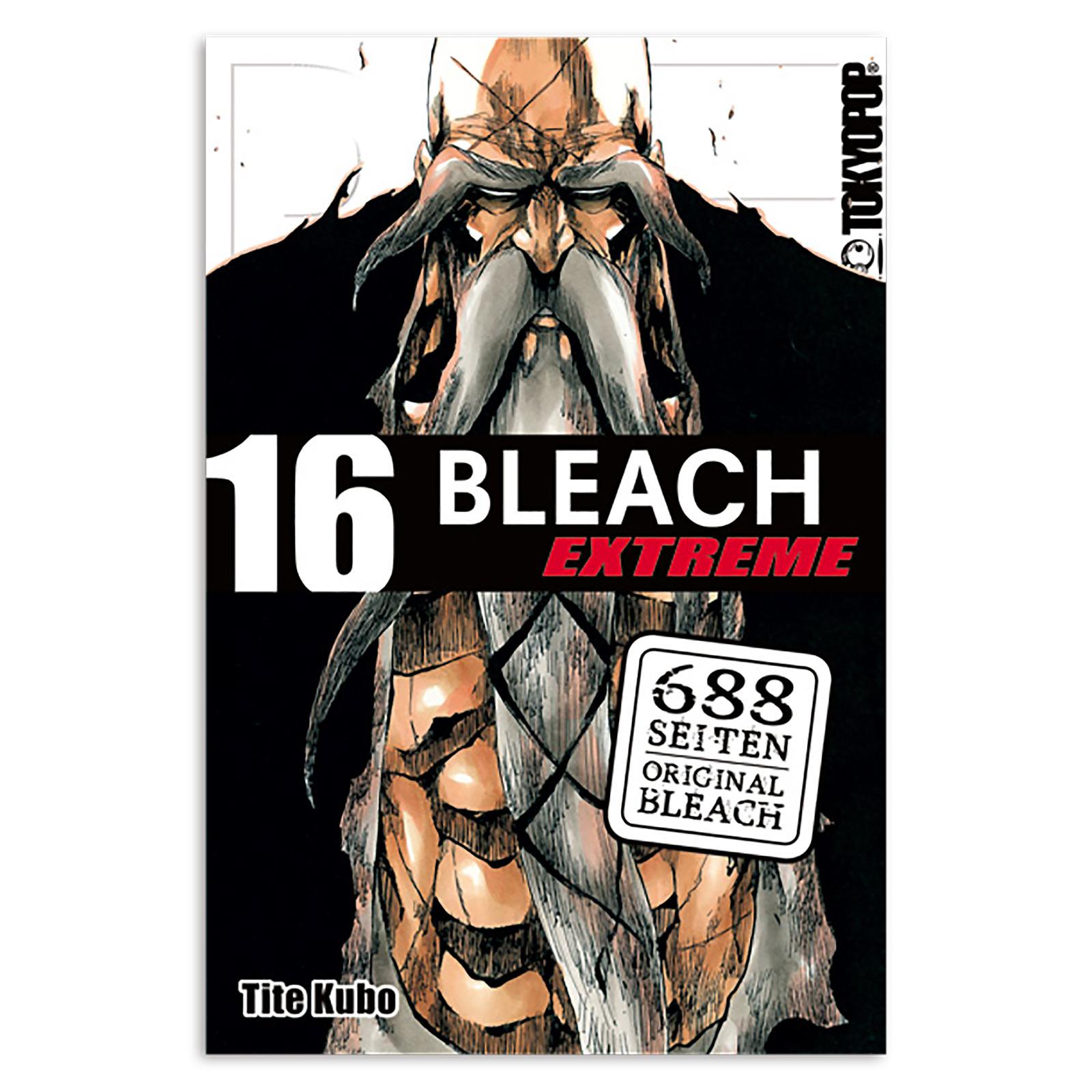 Bleach Extreme - Band 16 Taschenbuch