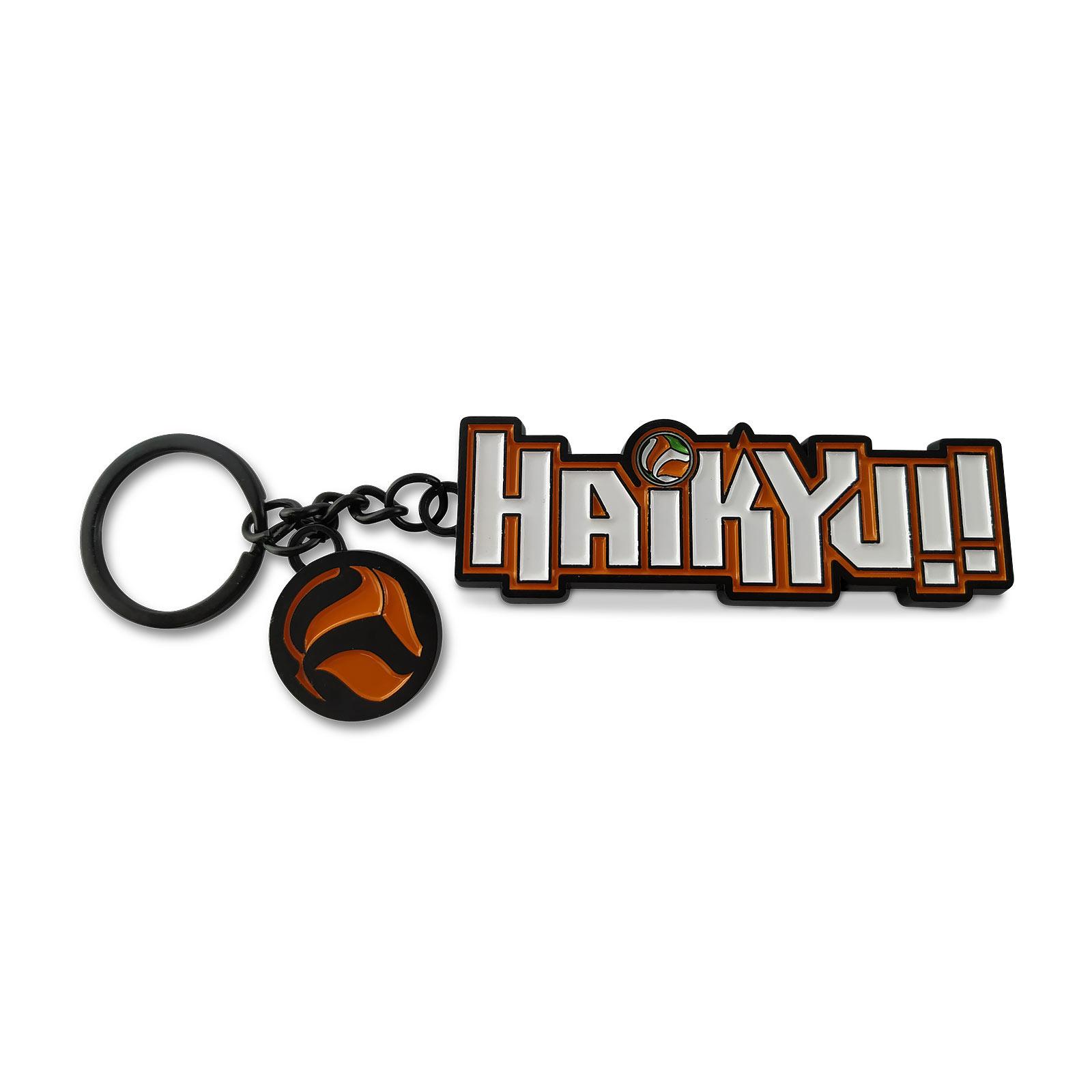 Haikyu!! - Logo Schlüsselanhänger
