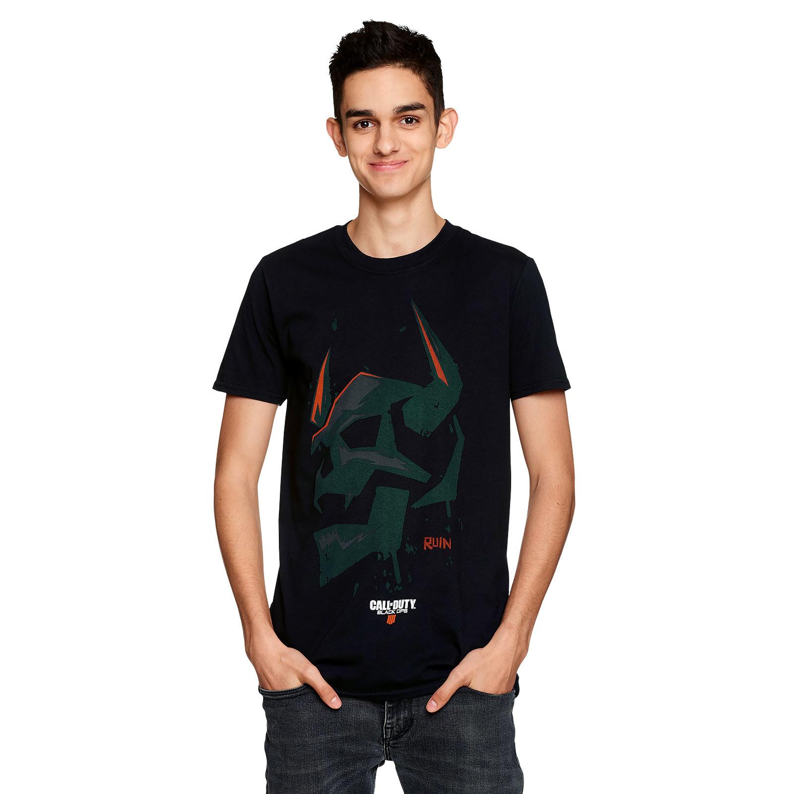 Call of Duty - Ruin Icon T-Shirt schwarz