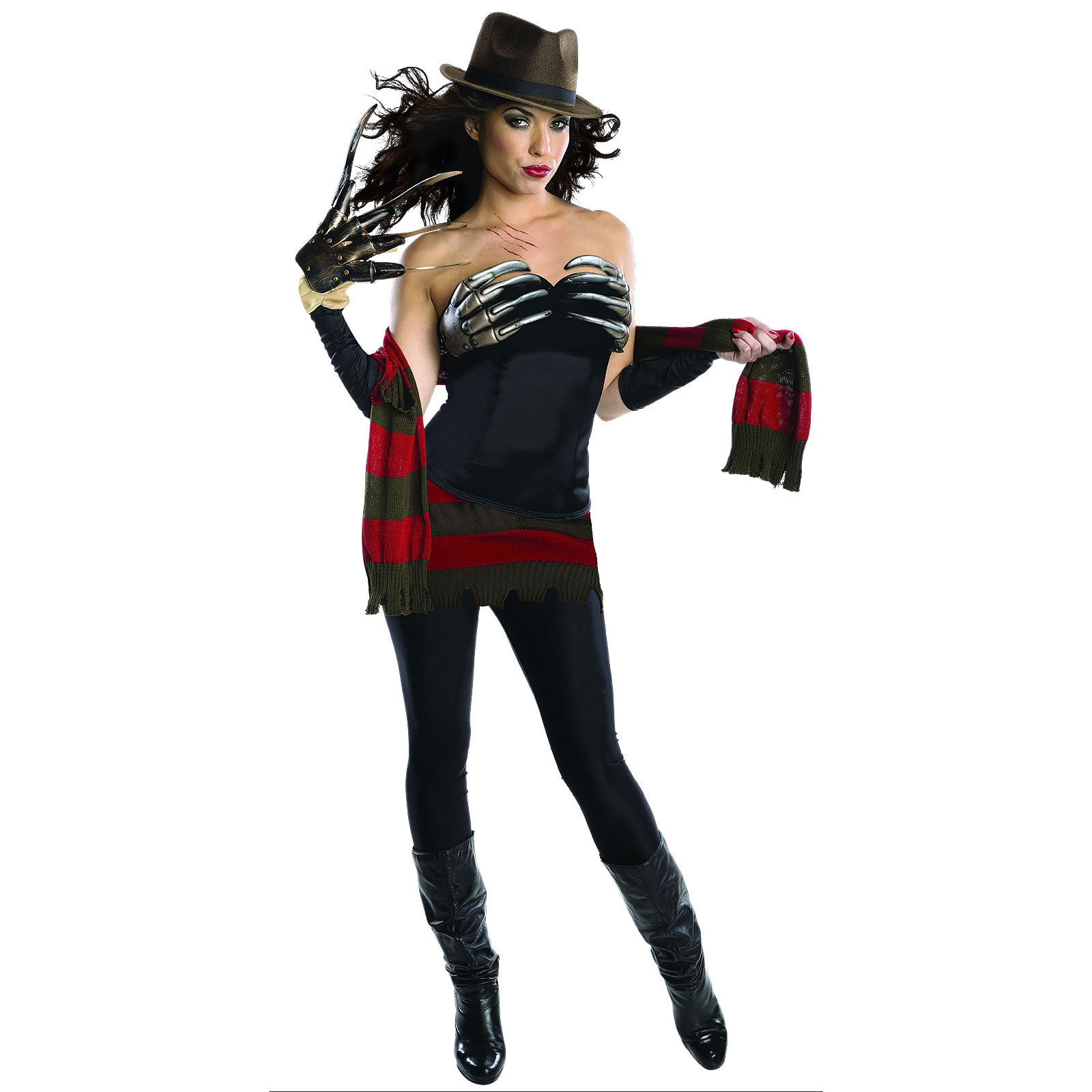 Nightmare - Kostüm für Damen