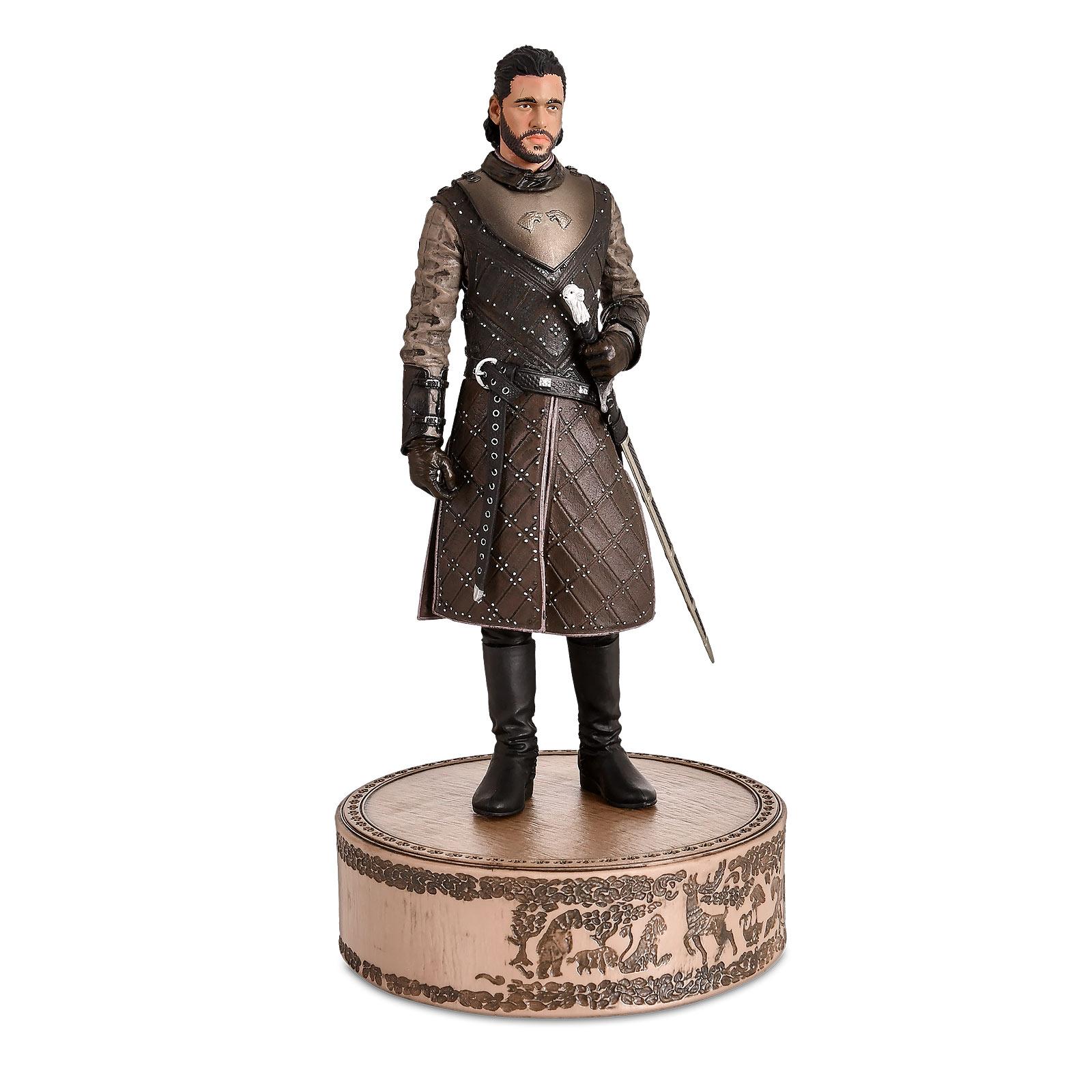 Game of Thrones - Jon Snow Premium Statue 27 cm