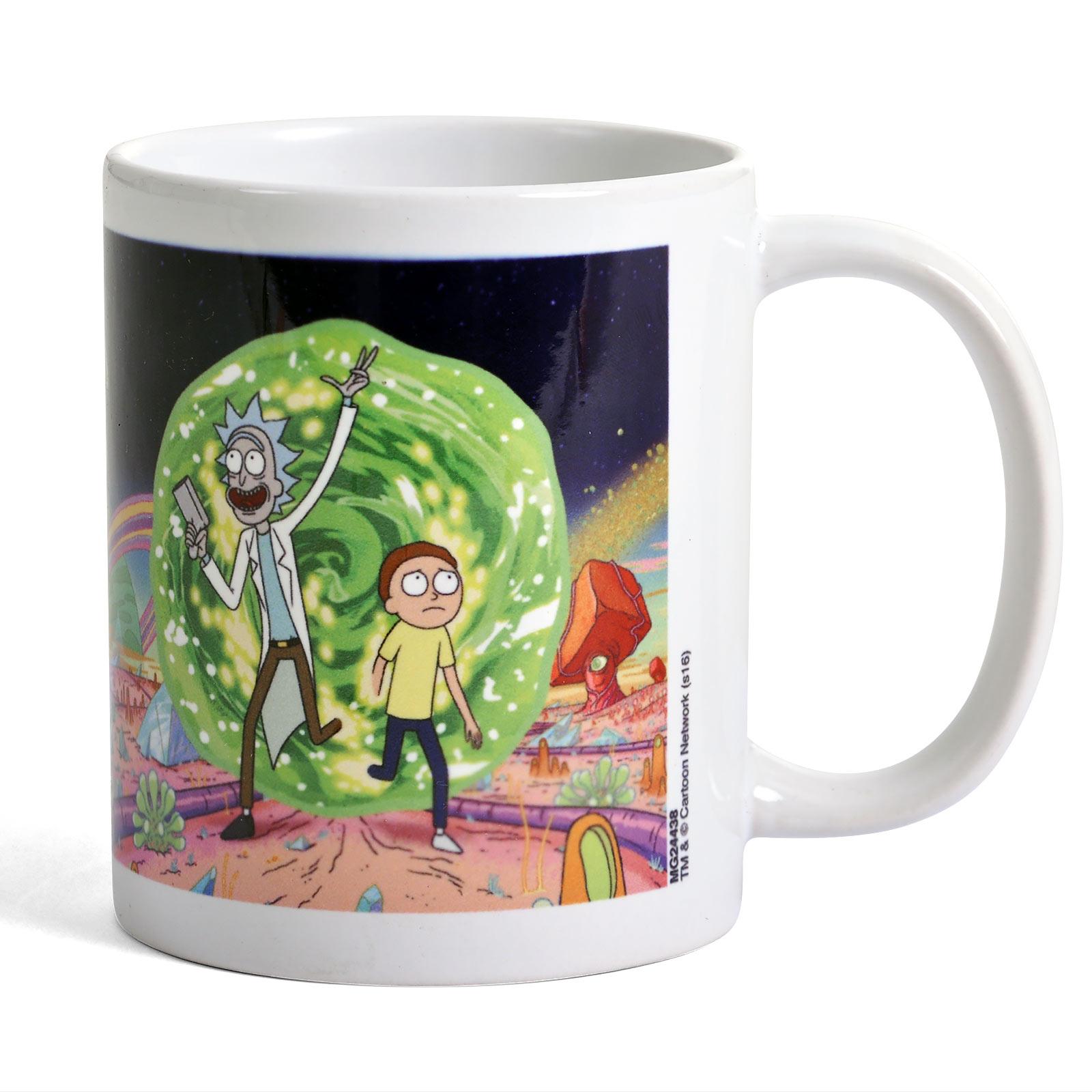 Rick and Morty - Portal Tasse