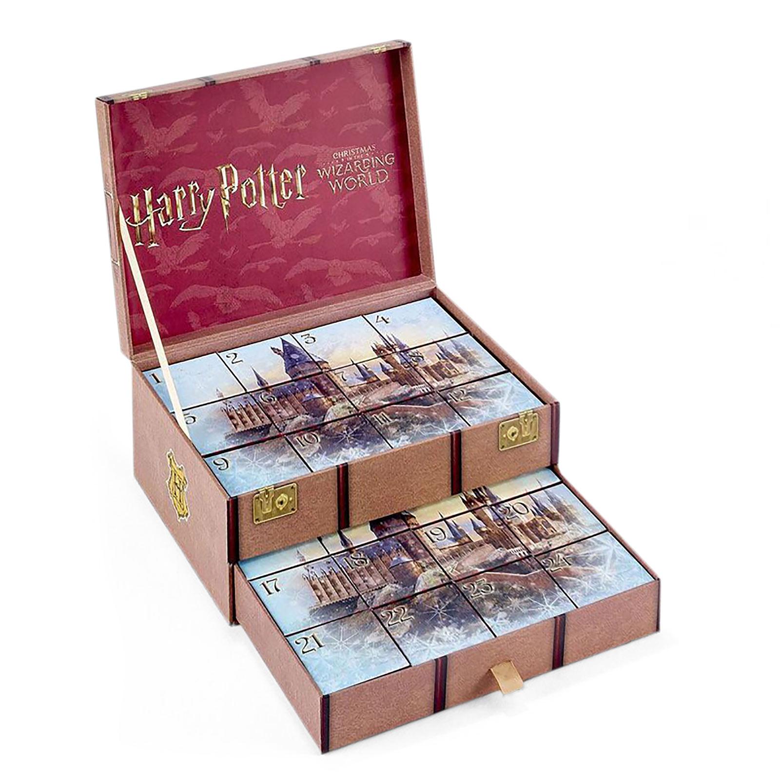 Harry Potter - Schmuck Adventskalender in Geschenkbox