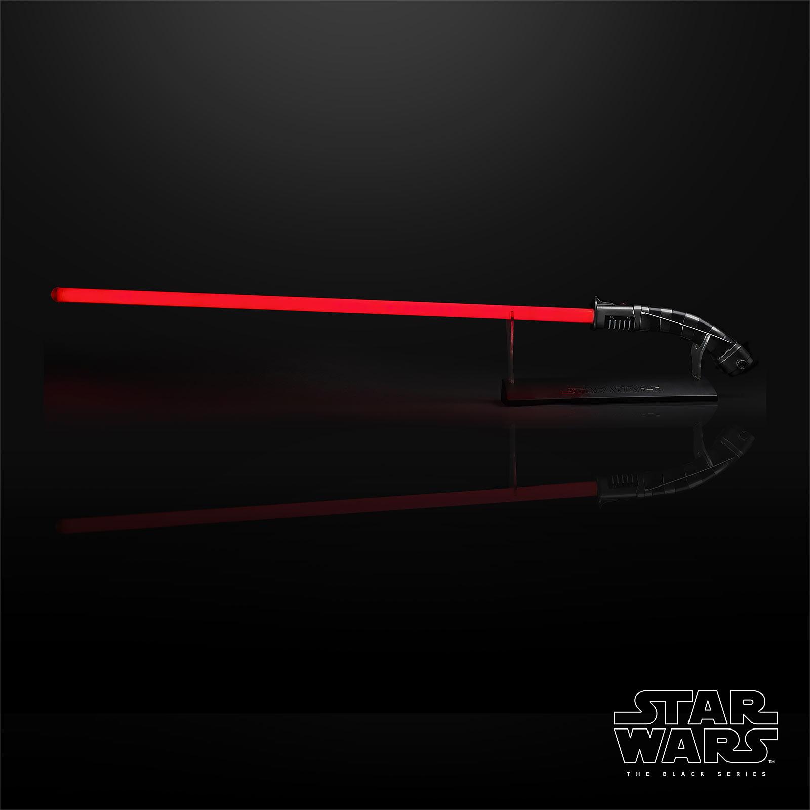 Star Wars - Asajj Ventress Force FX Lichtschwert