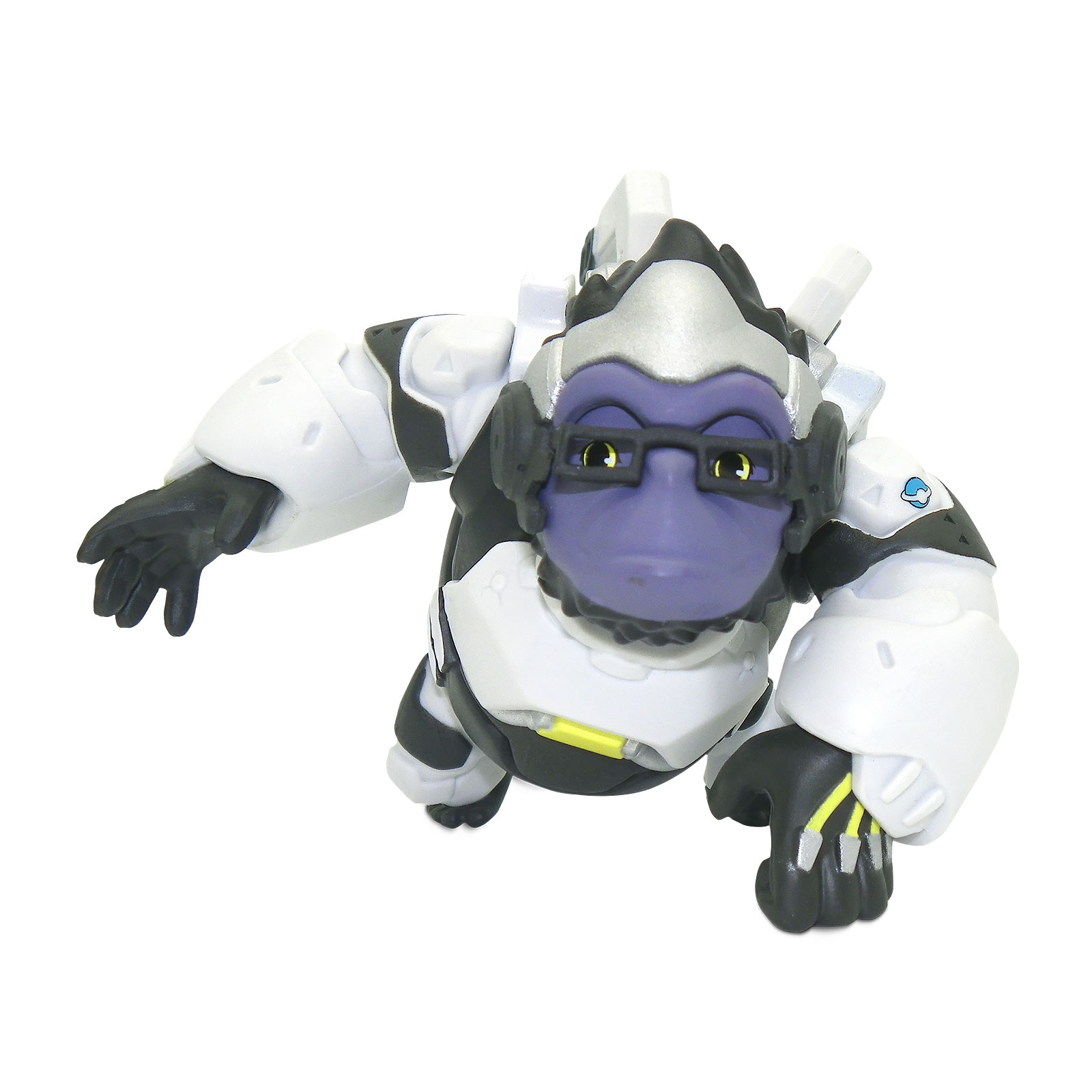 Overwatch - Winston Cute But Deadly Figur