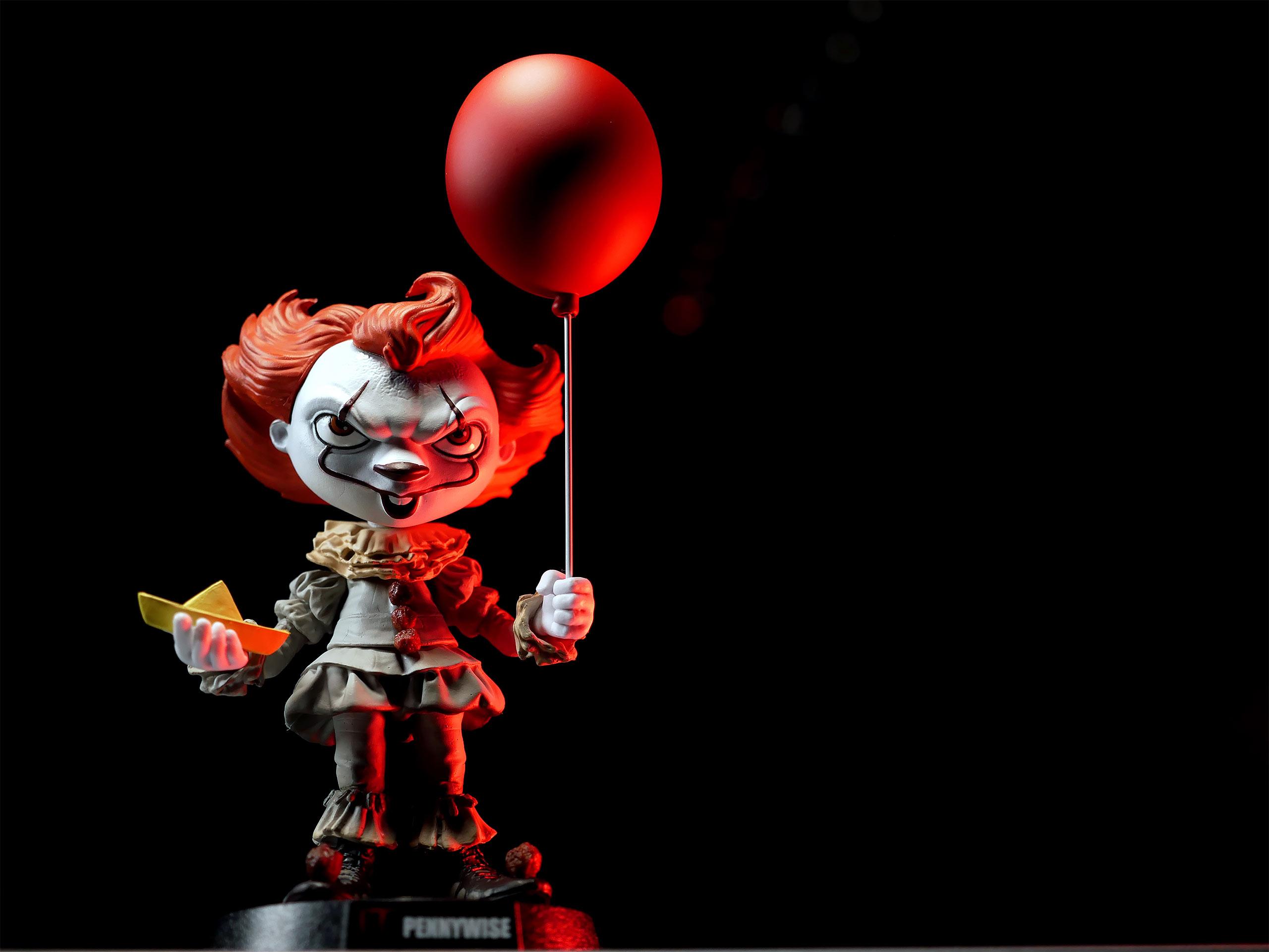 Stephen Kings ES - Pennywise Minico Figur