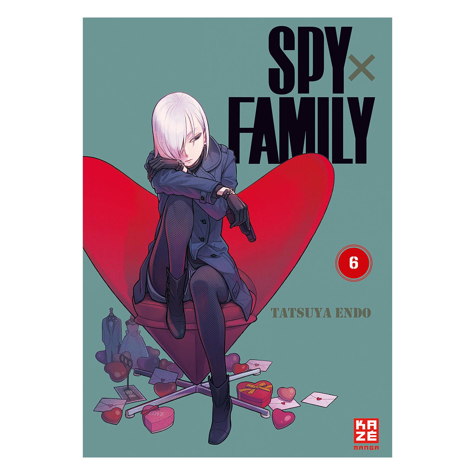 Spy x Family - Band 6 Taschenbuch