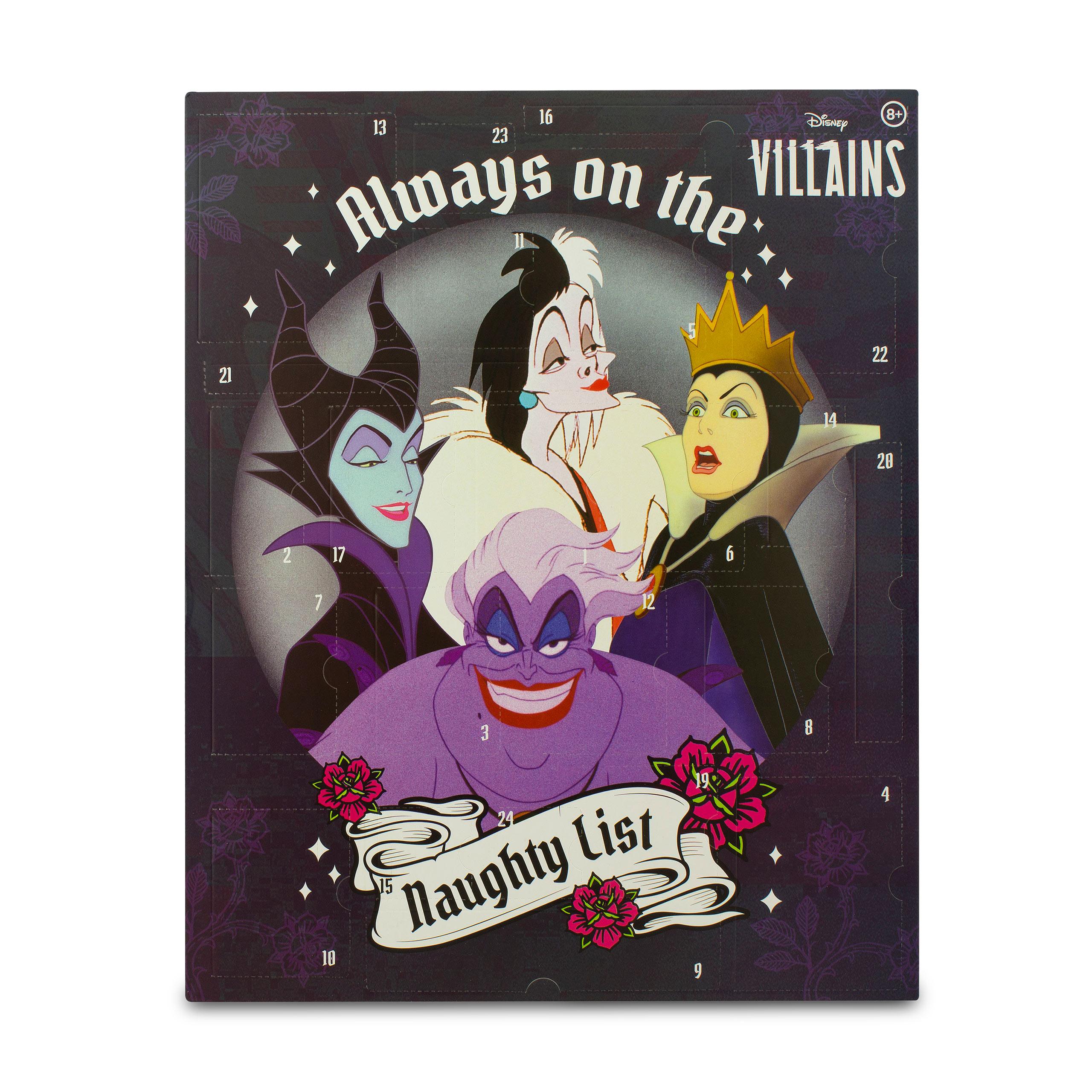 Disney Villains Adventskalender