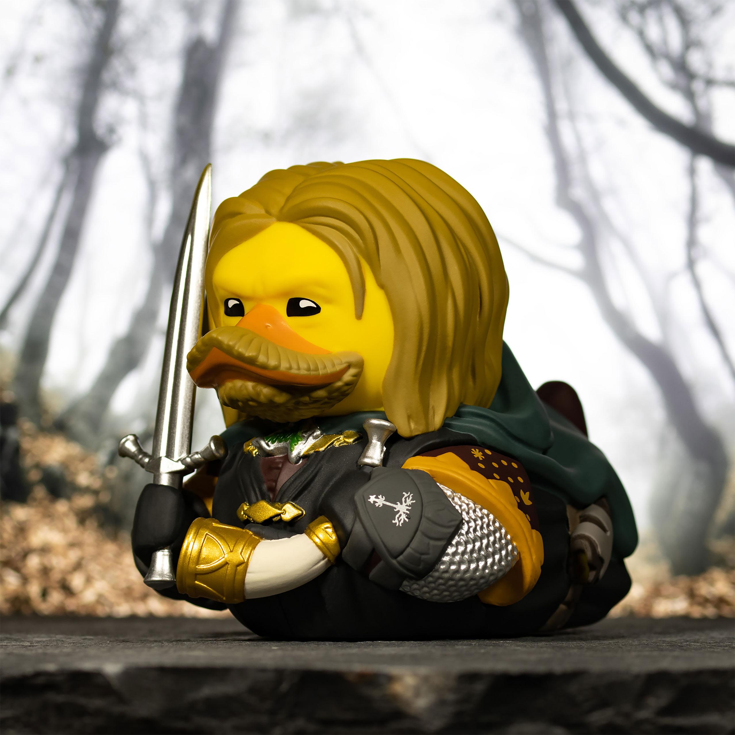 Herr der Ringe - Boromir TUBBZ Deko Ente