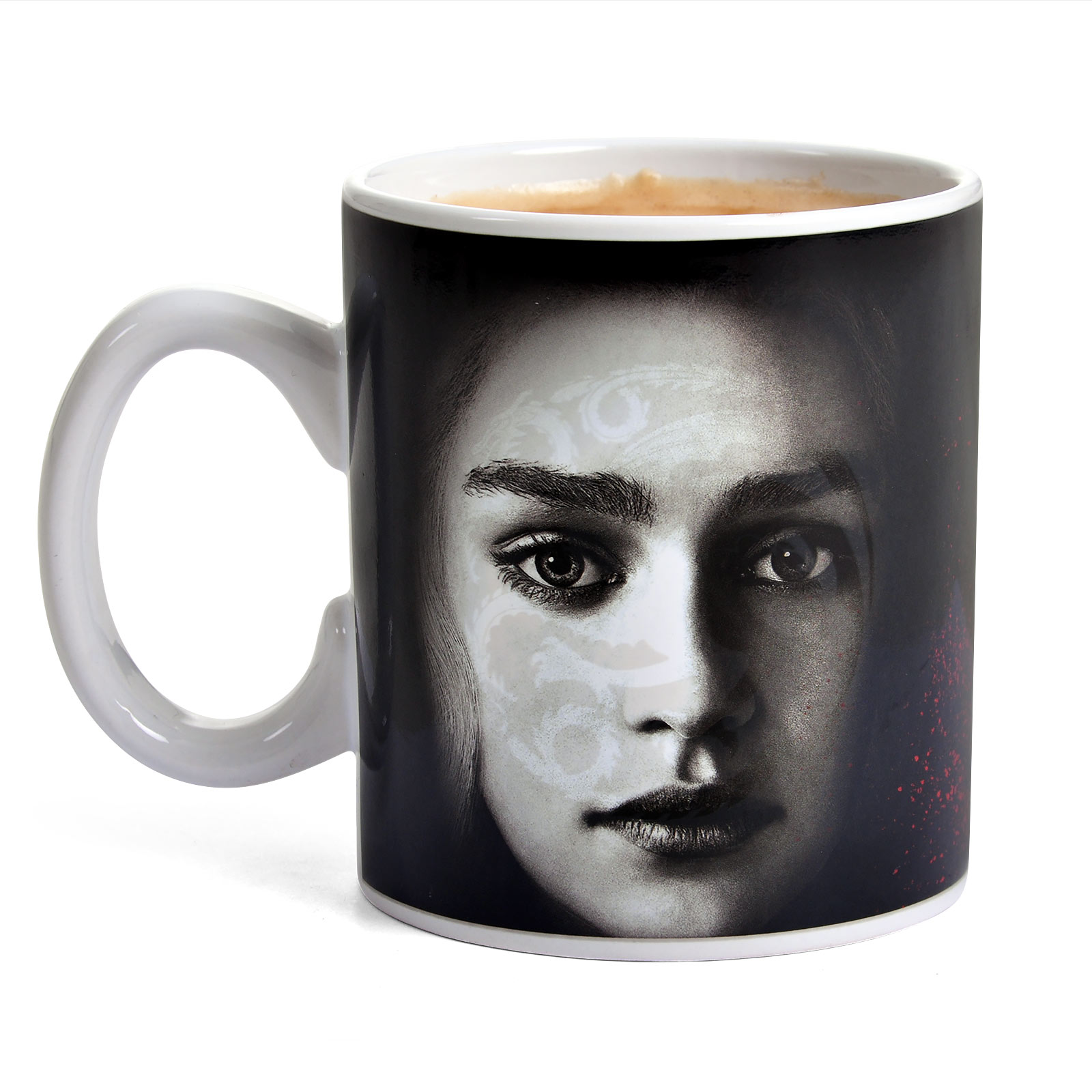 Game of Thrones - Daenerys Thermoeffekt Tasse