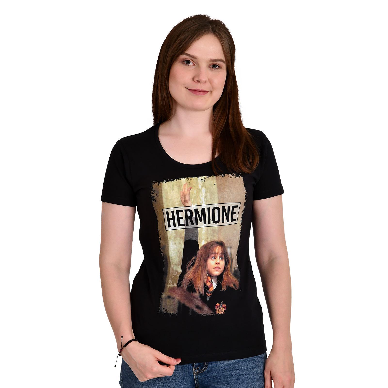 Harry Potter - Hermine Granger T-Shirt Damen schwarz