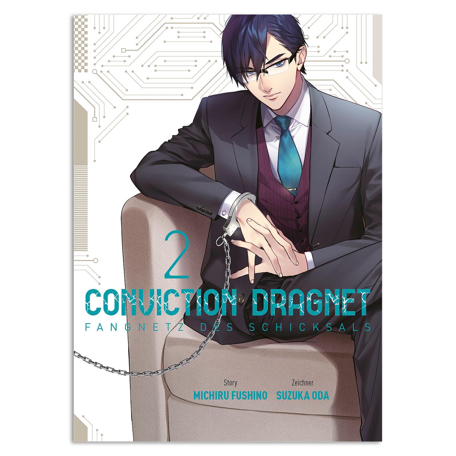 Conviction Dragnet - Fangnetz des Schicksals Band 2 Taschenbuch