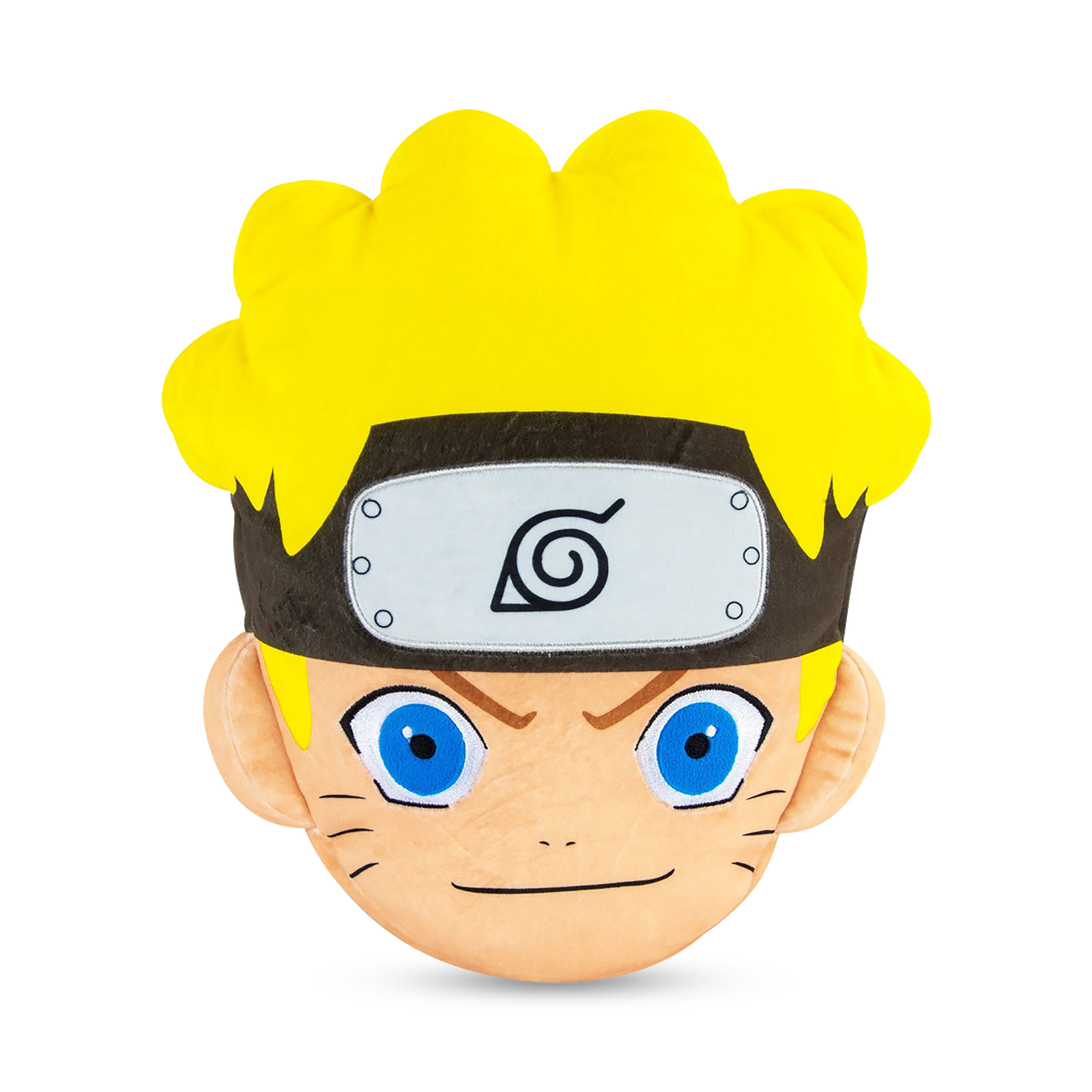 Naruto Uzumaki Head Plüsch Figur XL