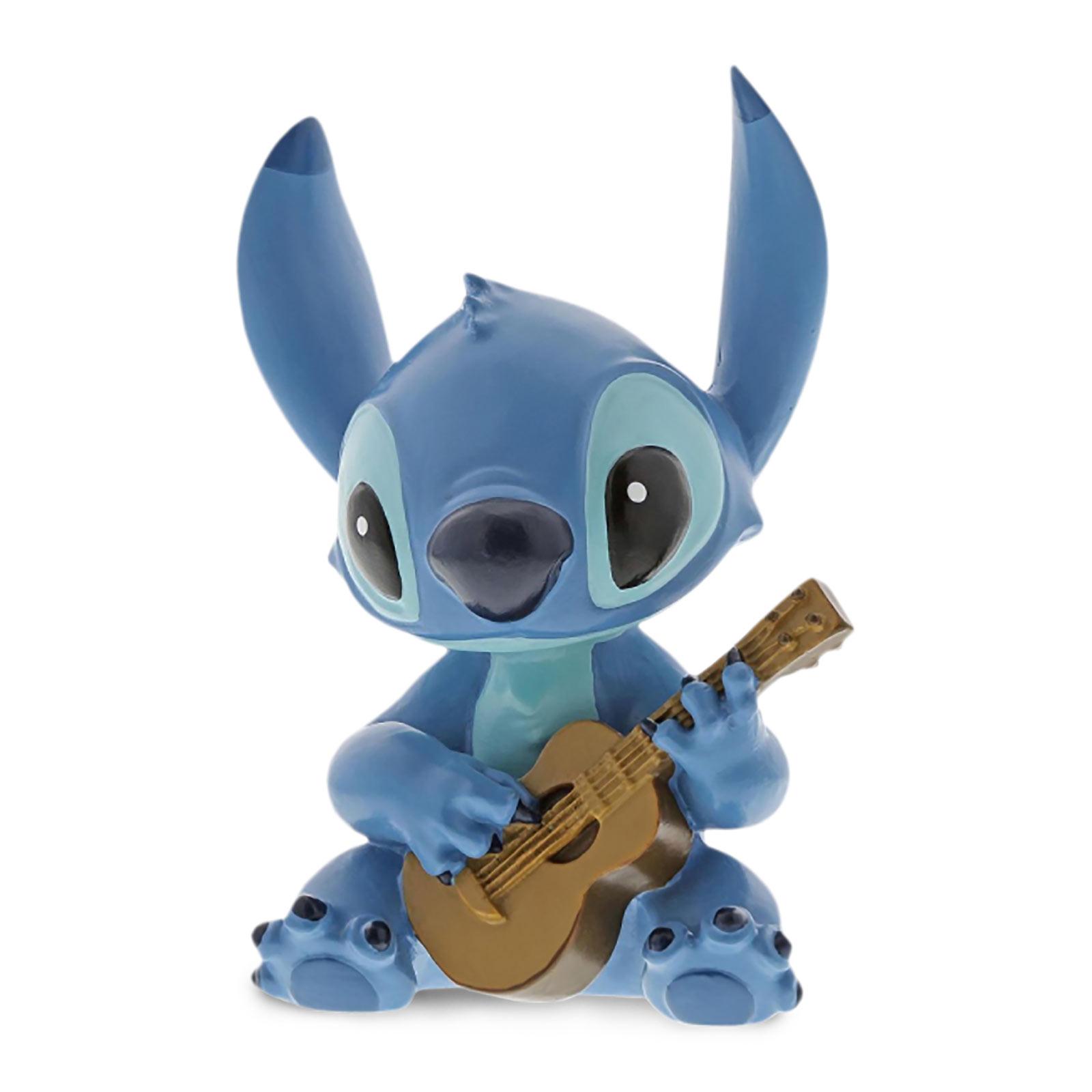 Lilo & Stitch - Stitch Figur mit Gitarre