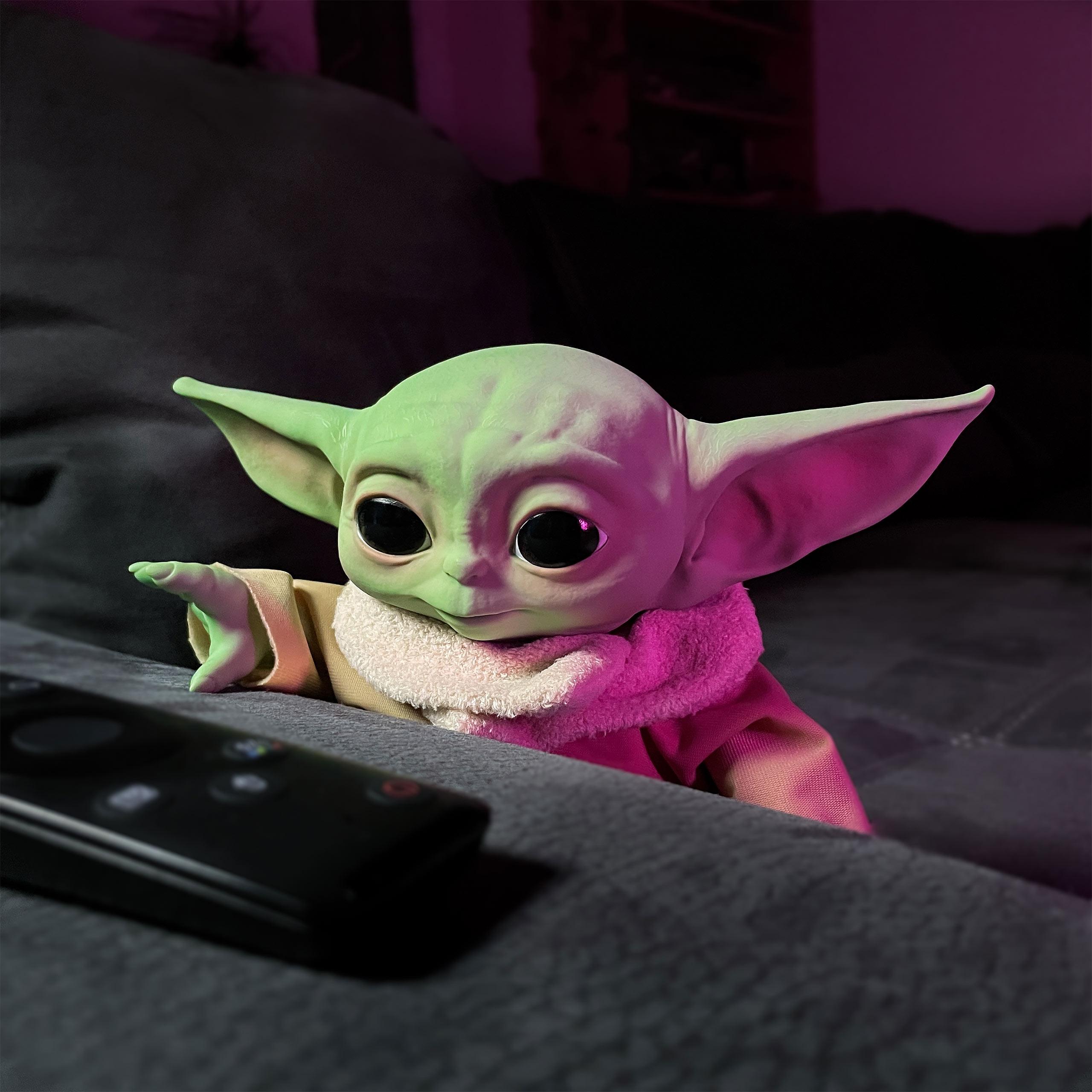 The Mandalorian The Child Figur mit Sound - Star Wars
