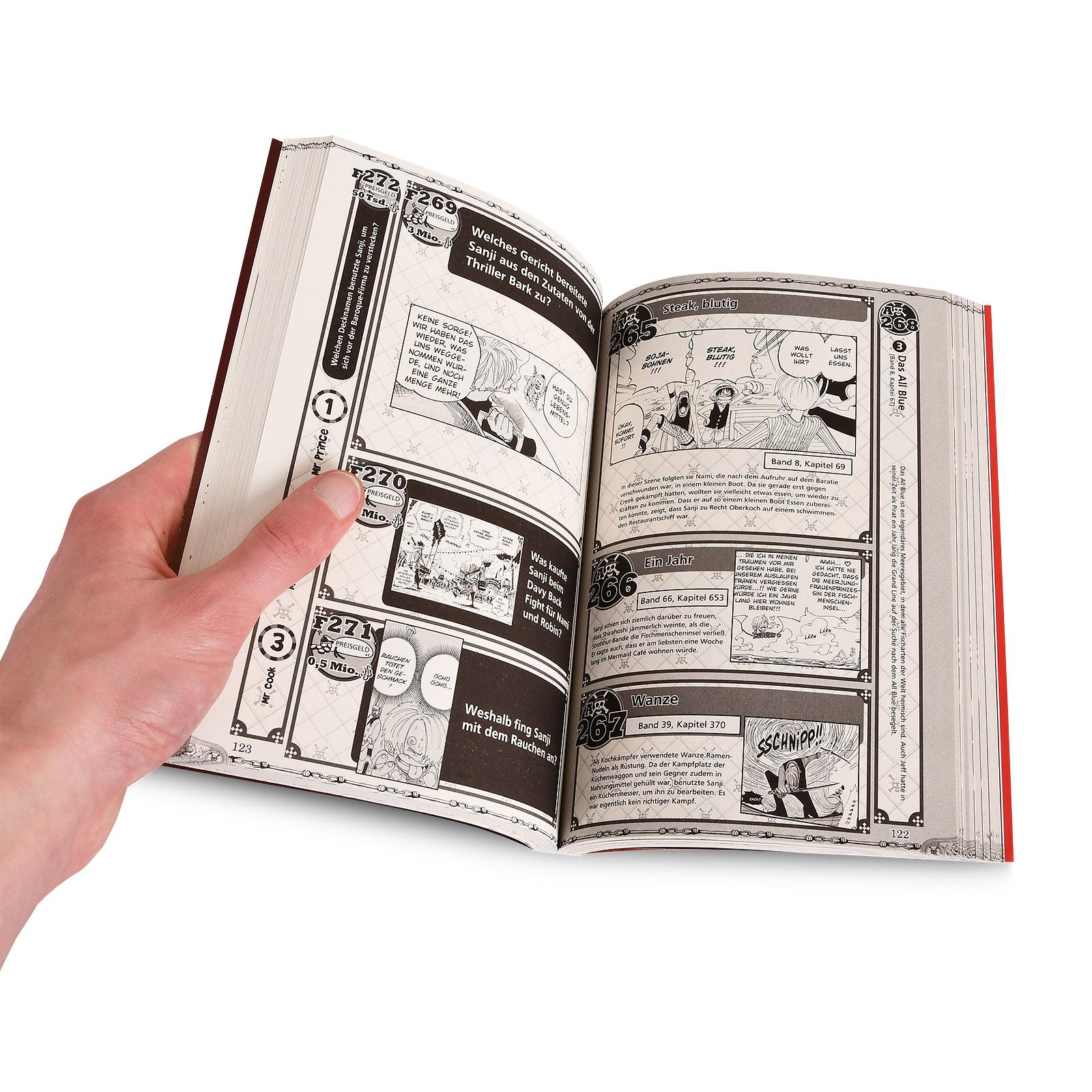 One Piece - Quiz Book 1