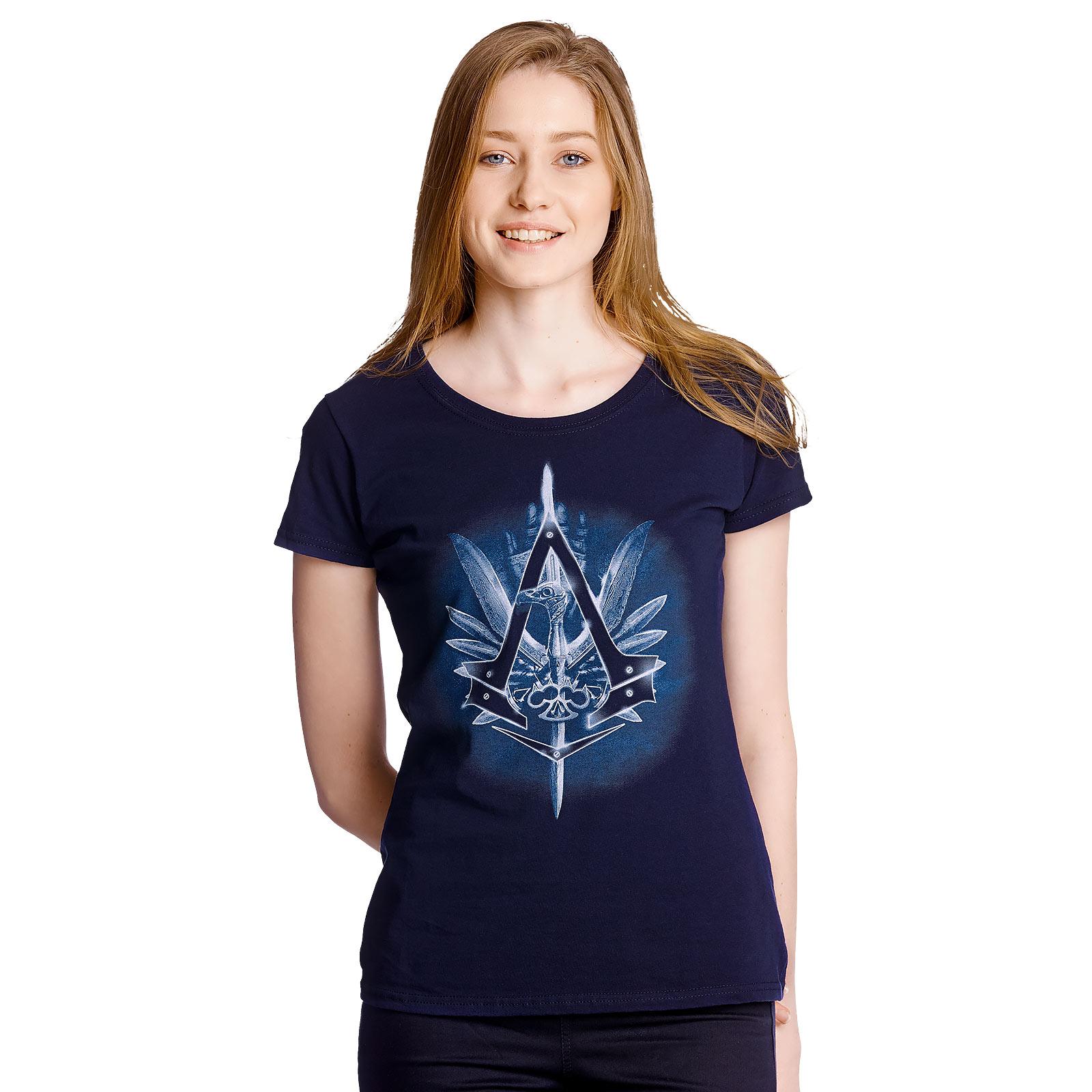 Assassins Creed - Syndicate Logo Girlie Shirt