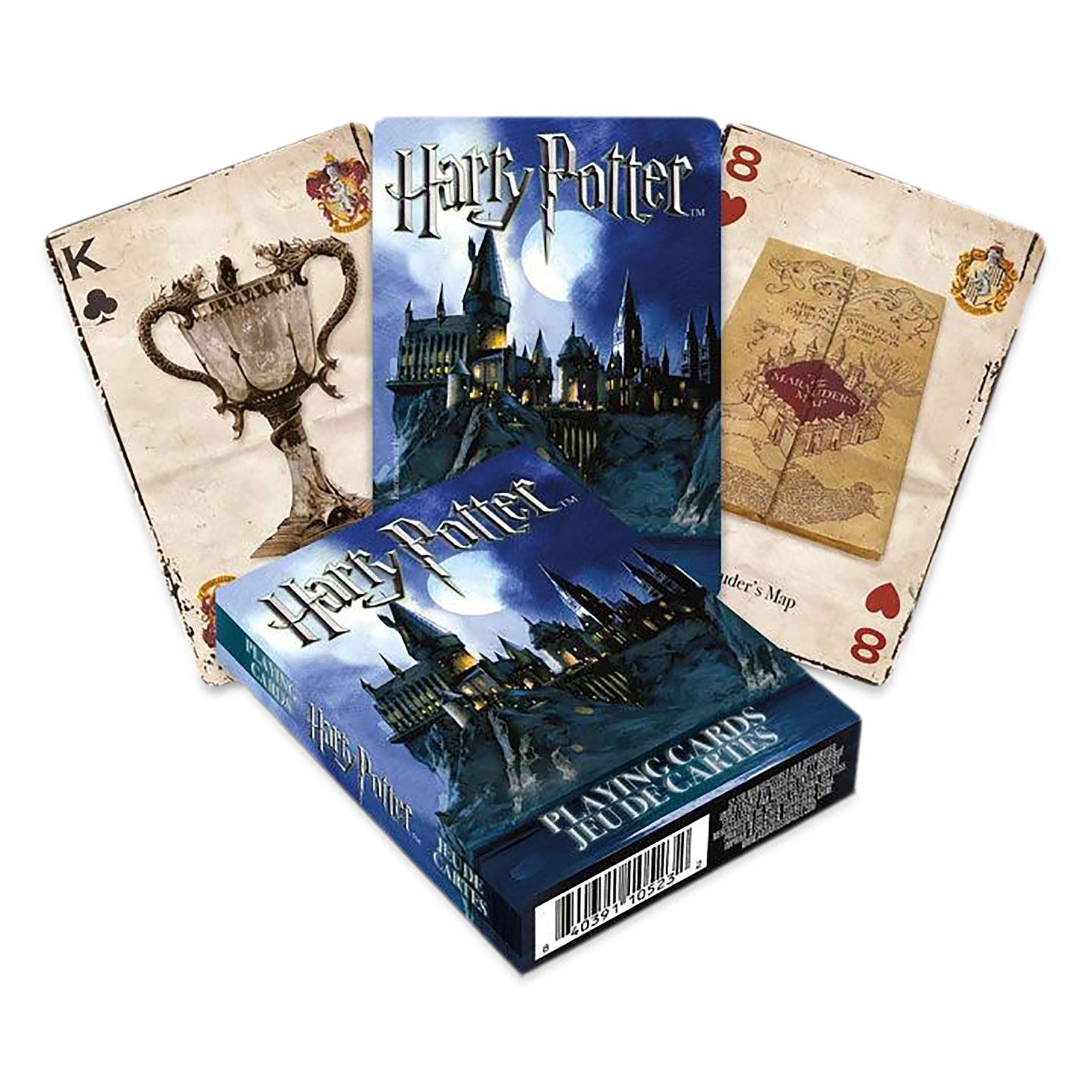 Harry Potter - Wizarding World Kartenspiel